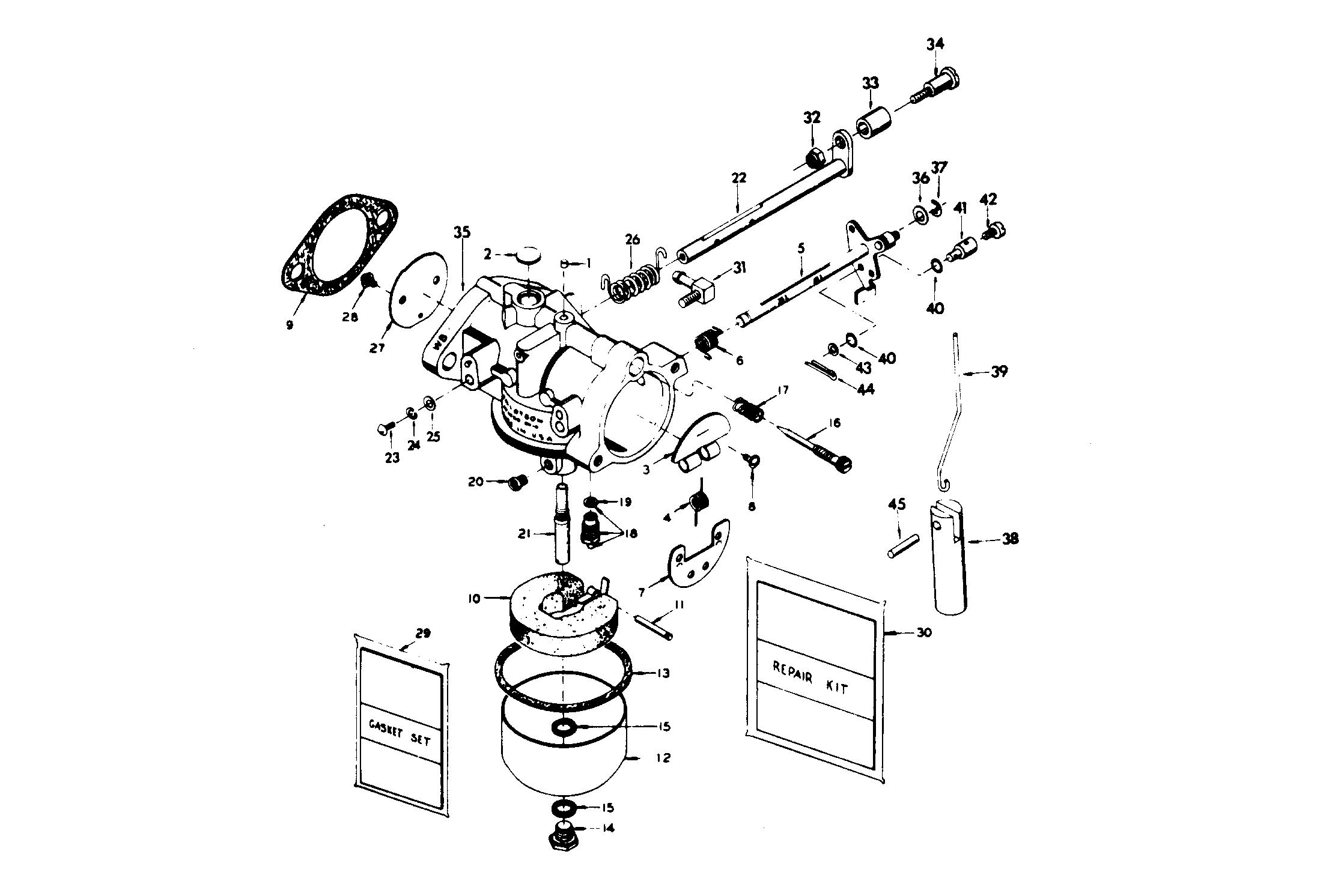 1981 mercury 90 outboard diagram