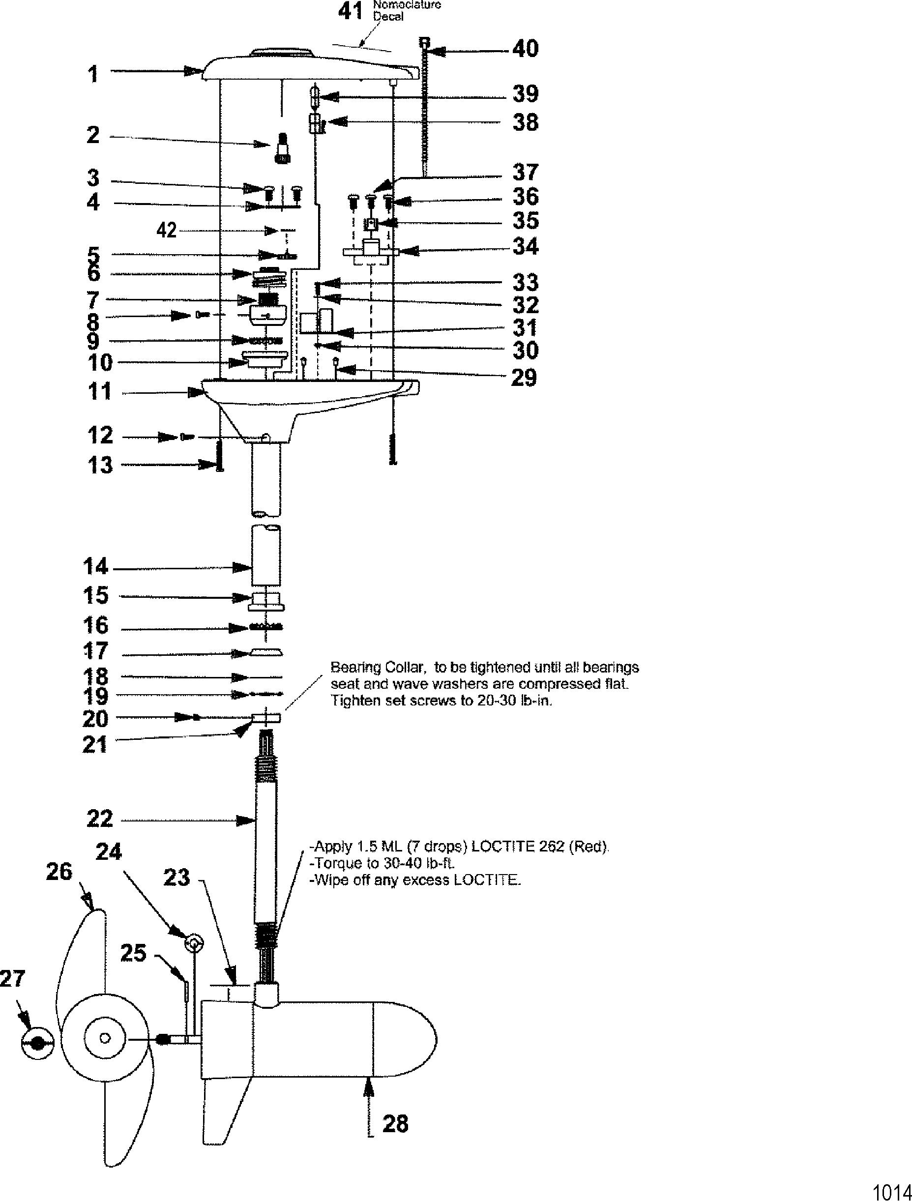 Trolling Motor 9b000001 Thru 9b086579 Wire Diagrammodel Te784v 36