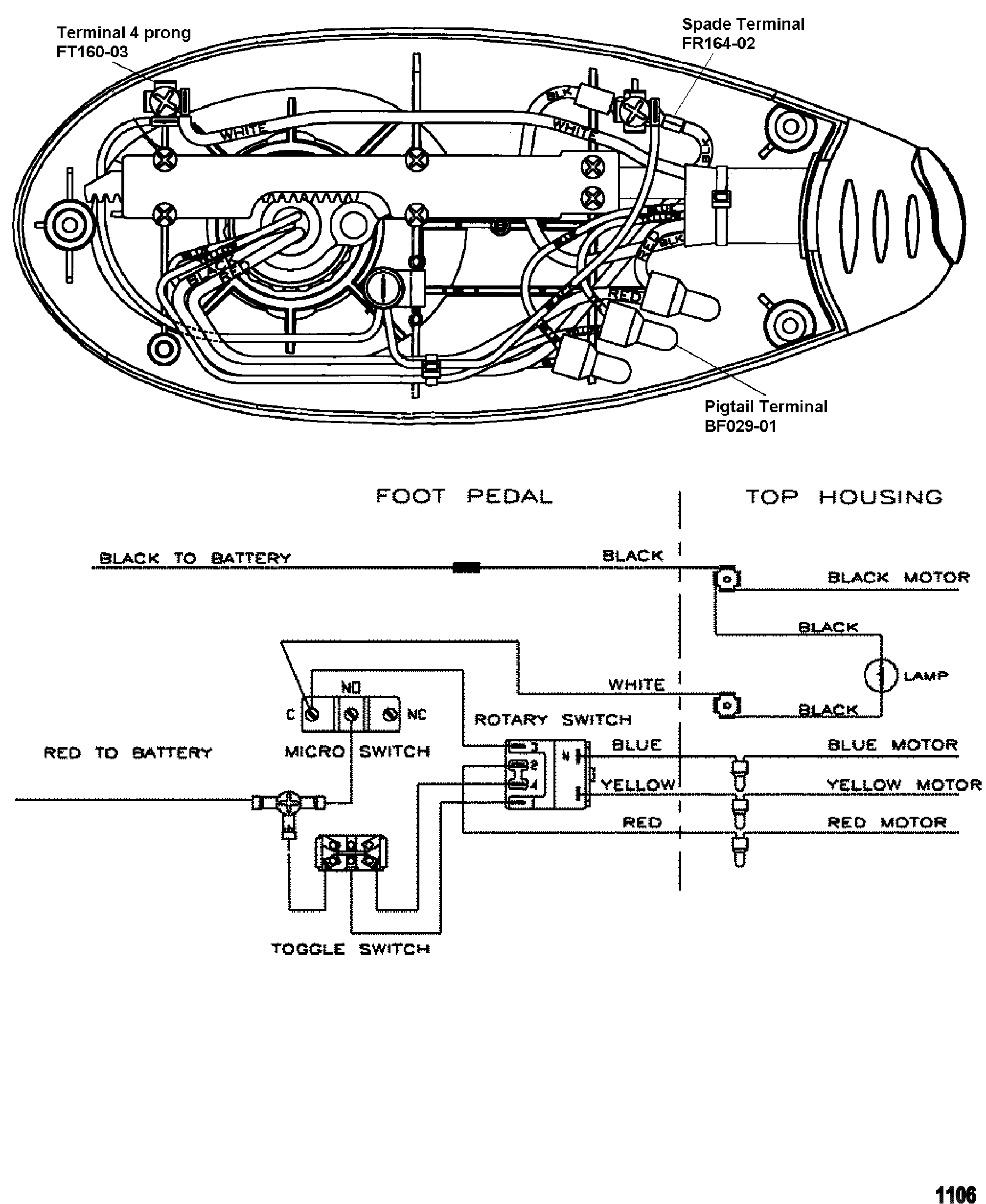 Trolling Motor Plug Wiring Diagram Motorguide 45 Ranger 1106 Diagrams 600338 12 24 At Cita