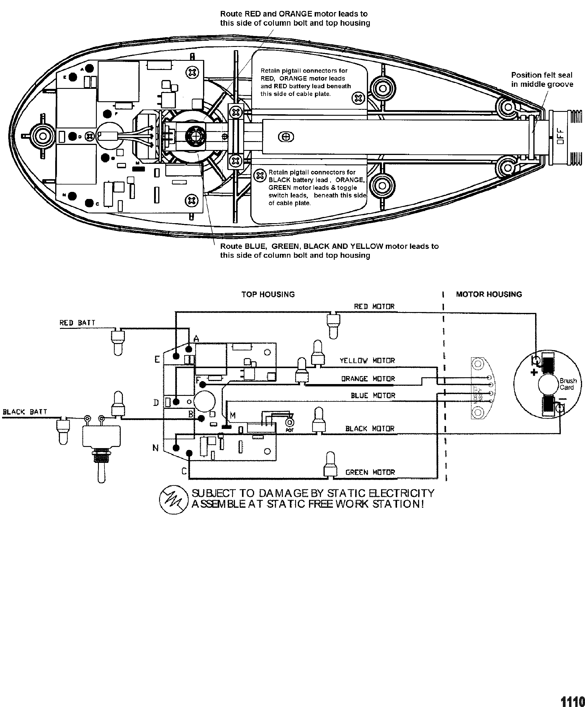 four winns trolling motor wiring diagram wiring library