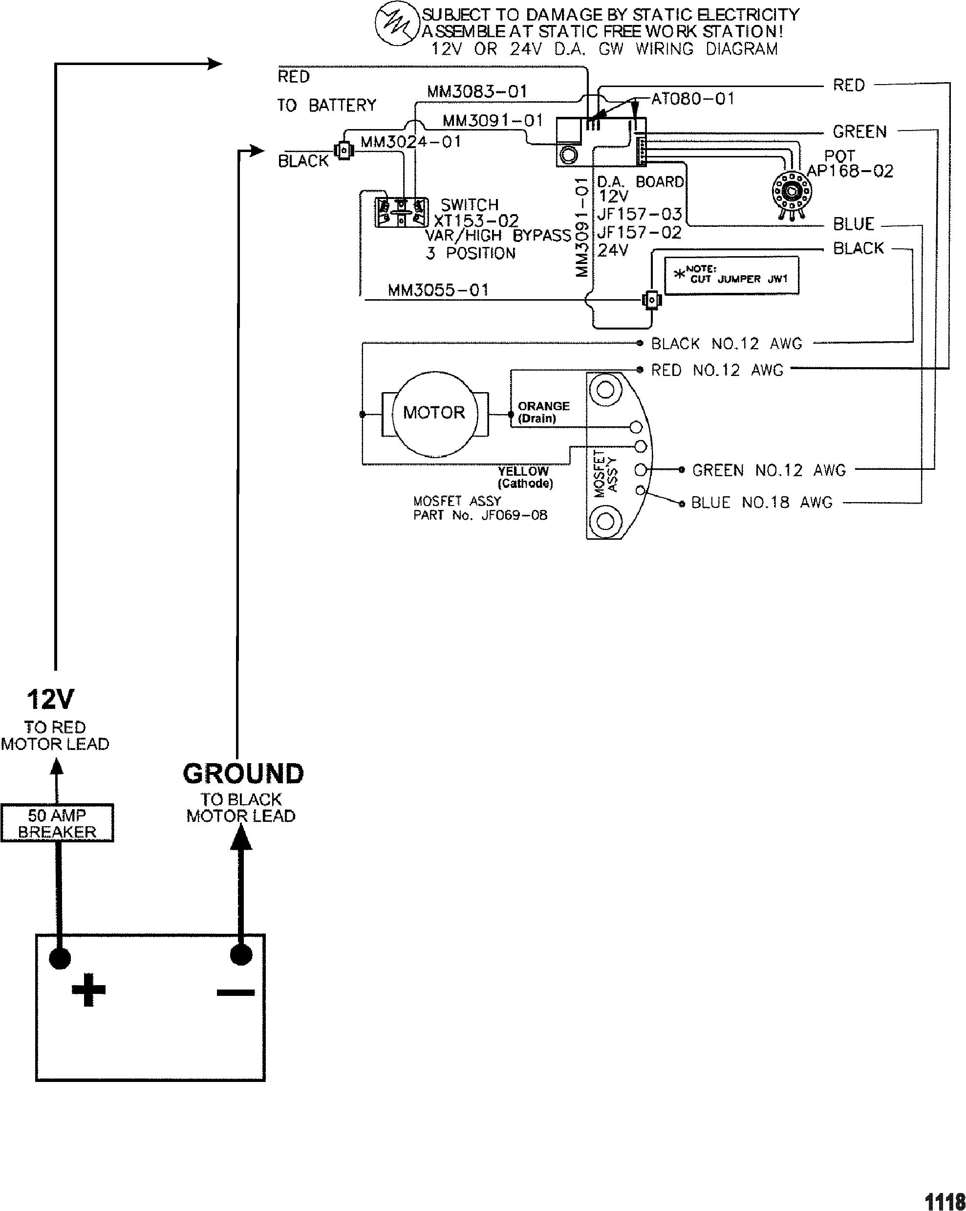 motorguide v wiring diagram motorguide image mercury thruster trolling motor wiring diagram jodebal com on motorguide 24v wiring diagram