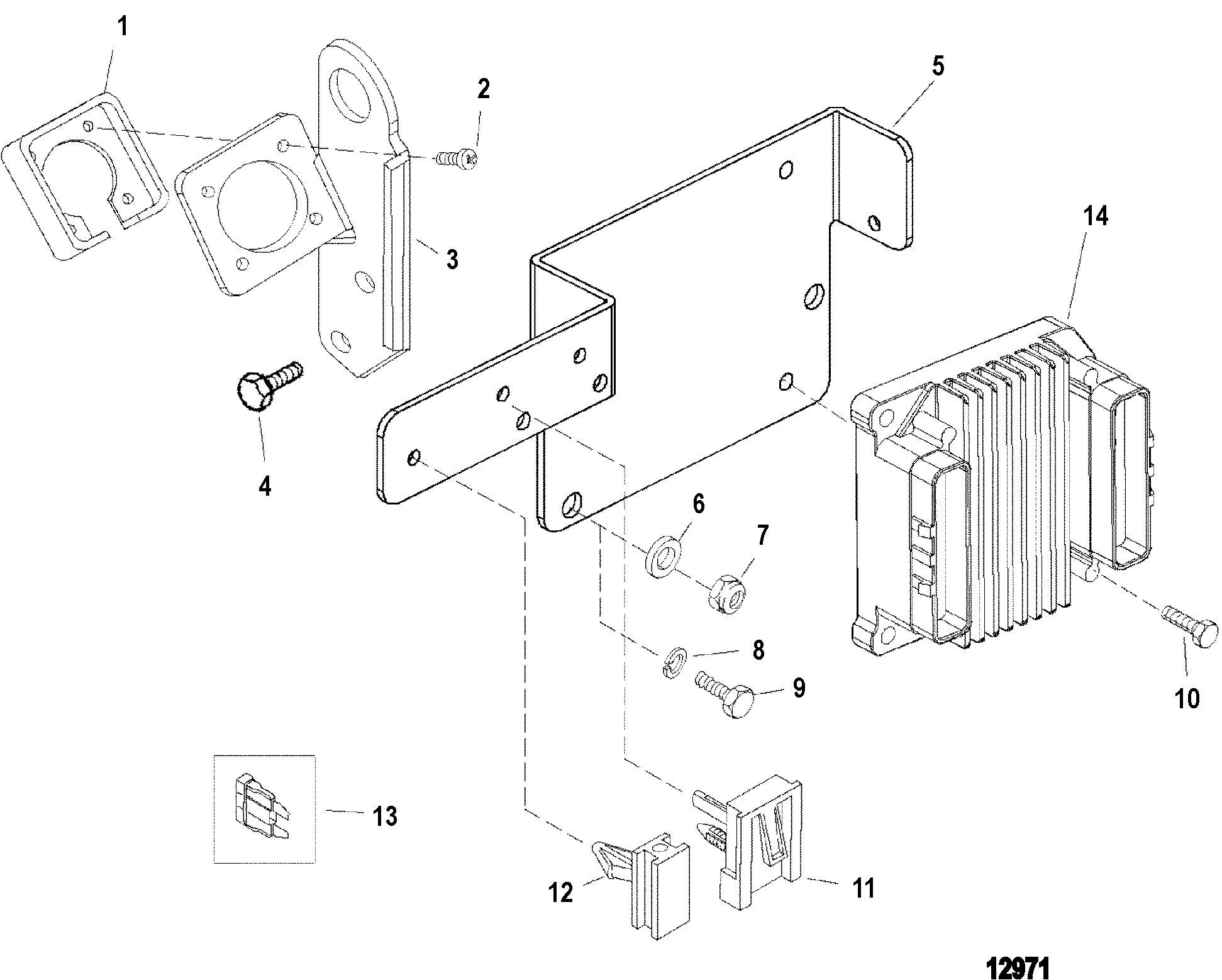 mercathode system wiring diagram
