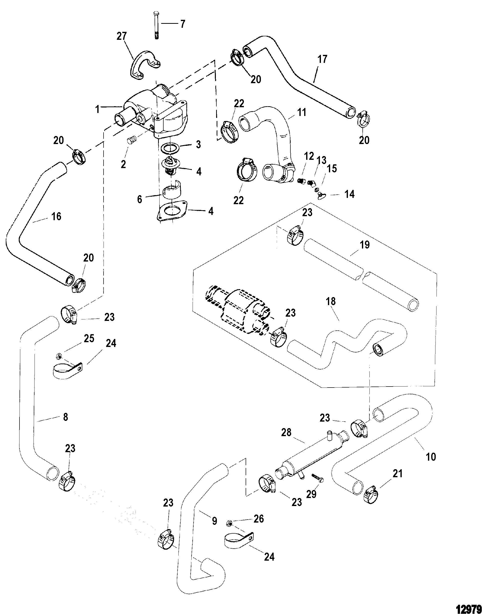 Mercruiser Fuel Injection Wiring Diagram