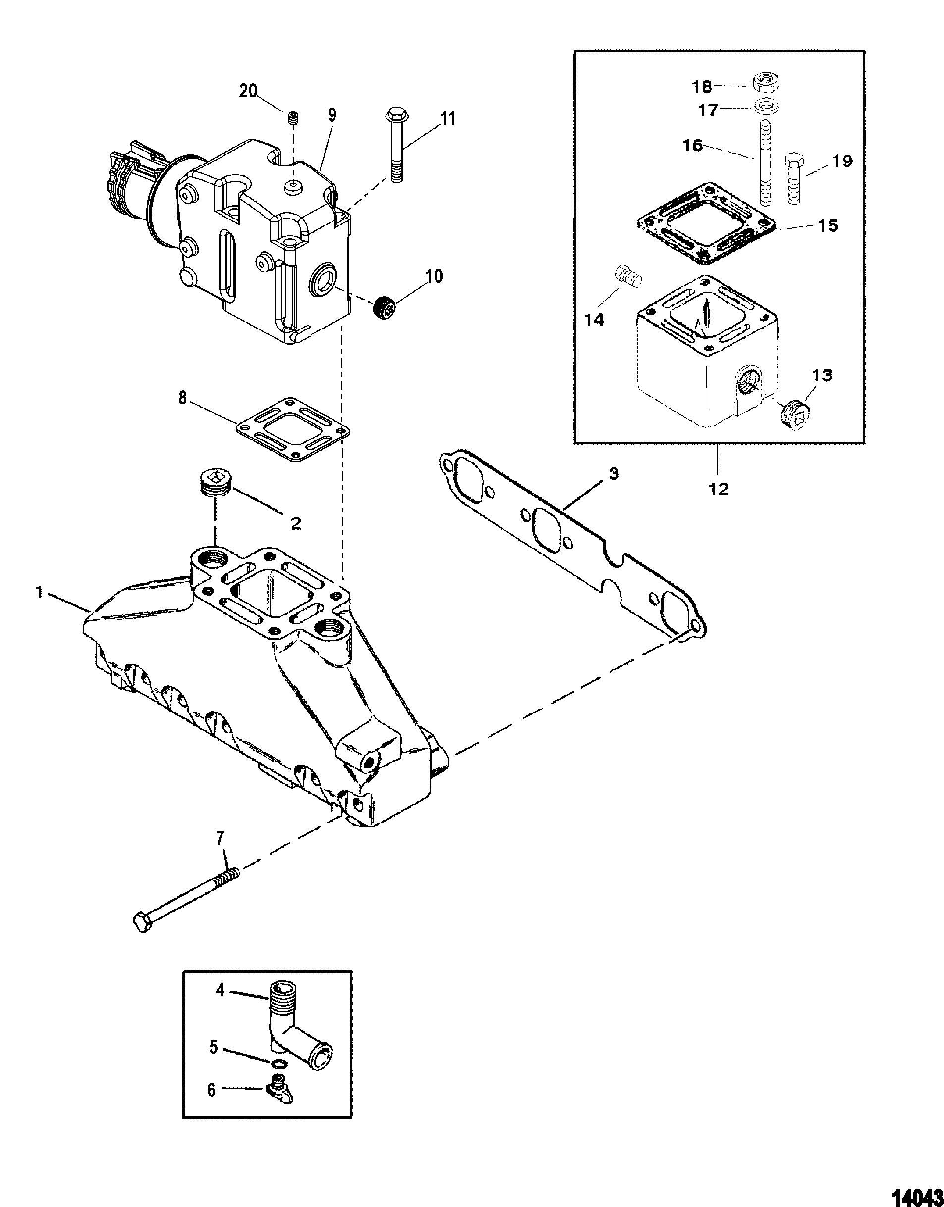 honda 300 carb diagram
