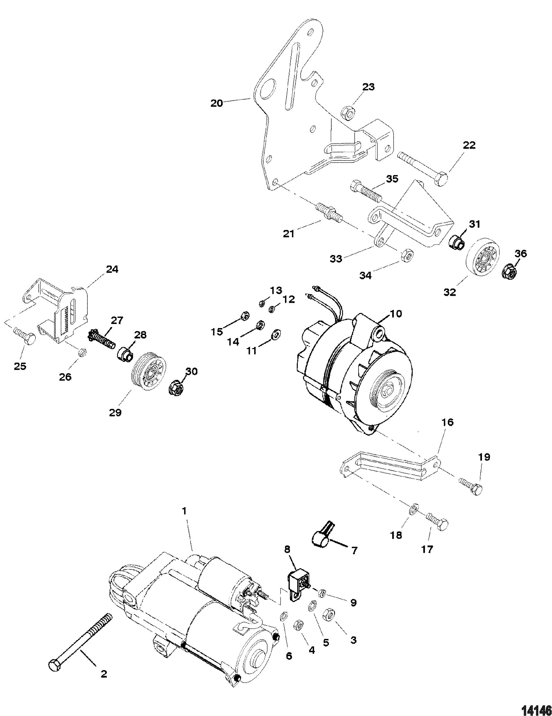 indmar alternator wiring diagram indmar 5 7 engine wiring