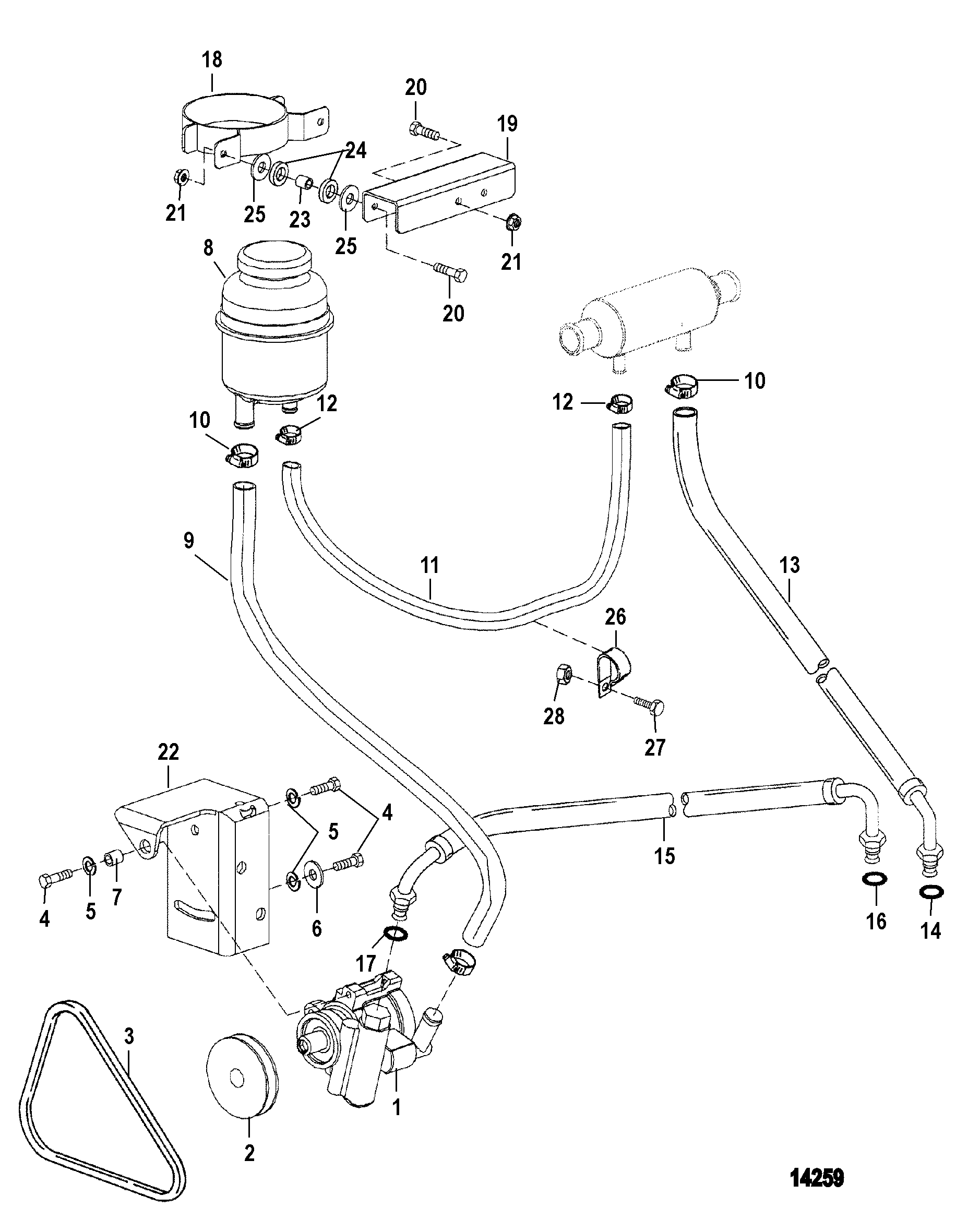 mercruiser 888 outdrive parts diagram  diagram  auto