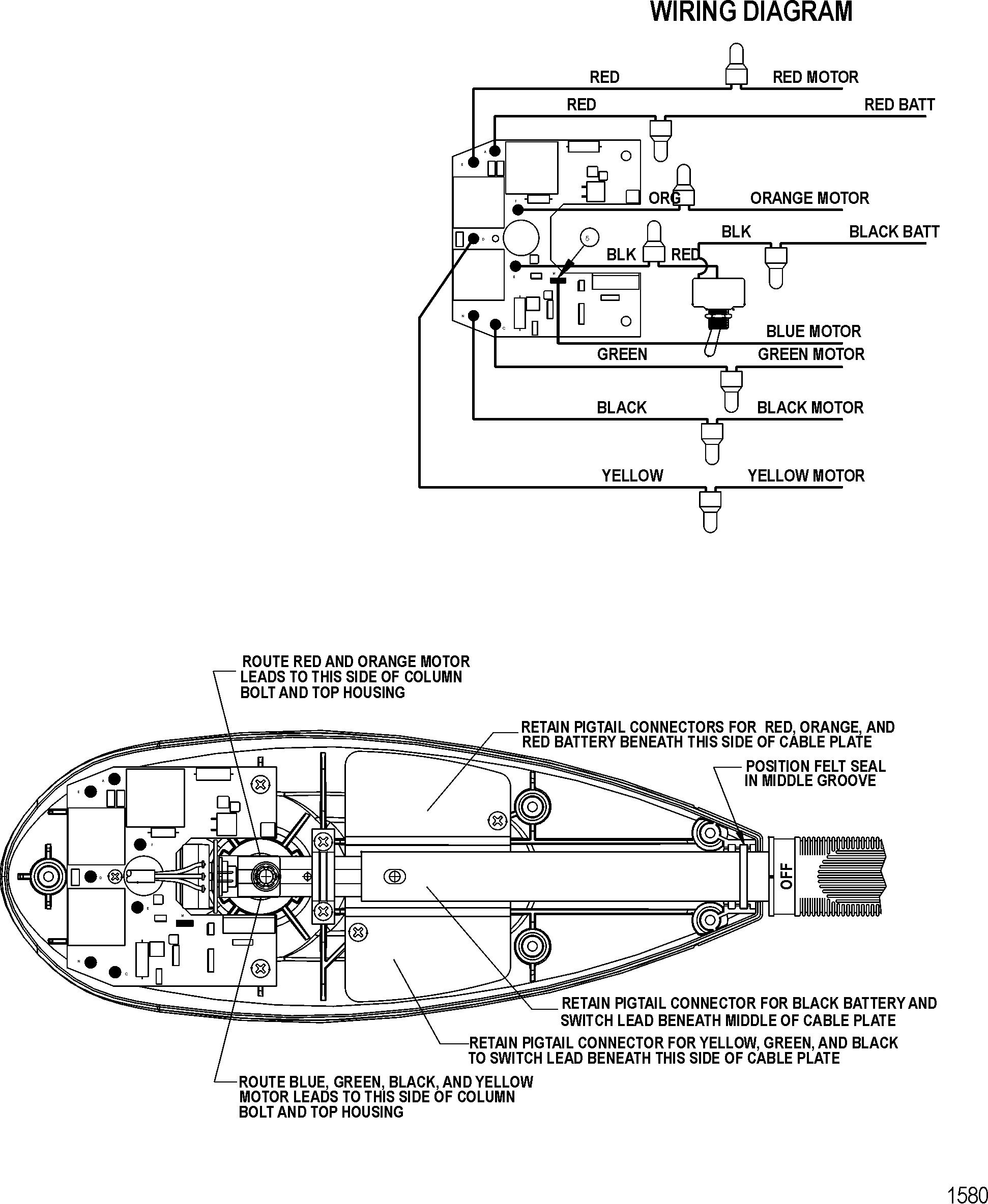 Motorguide R3 Wiring Diagram WIRING CENTER