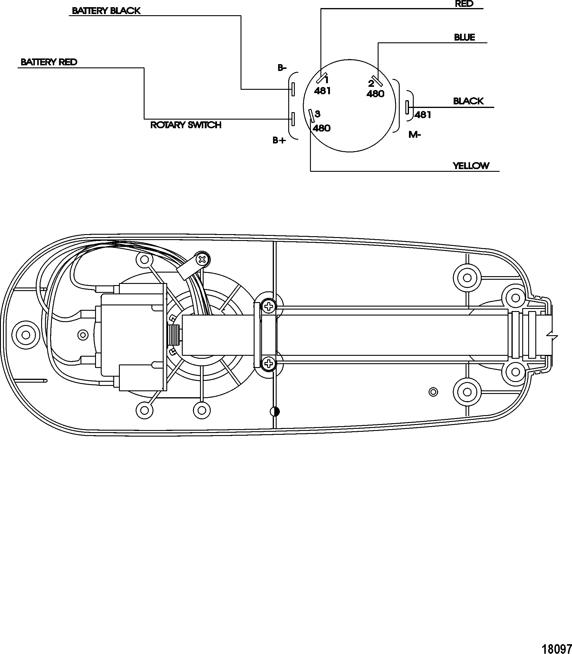 Motorguide Gwb67v Wiring Diagram Page 4 And Evinrude Trolling Motor Thruster Series 9b017600 Omc Schematic Wireless