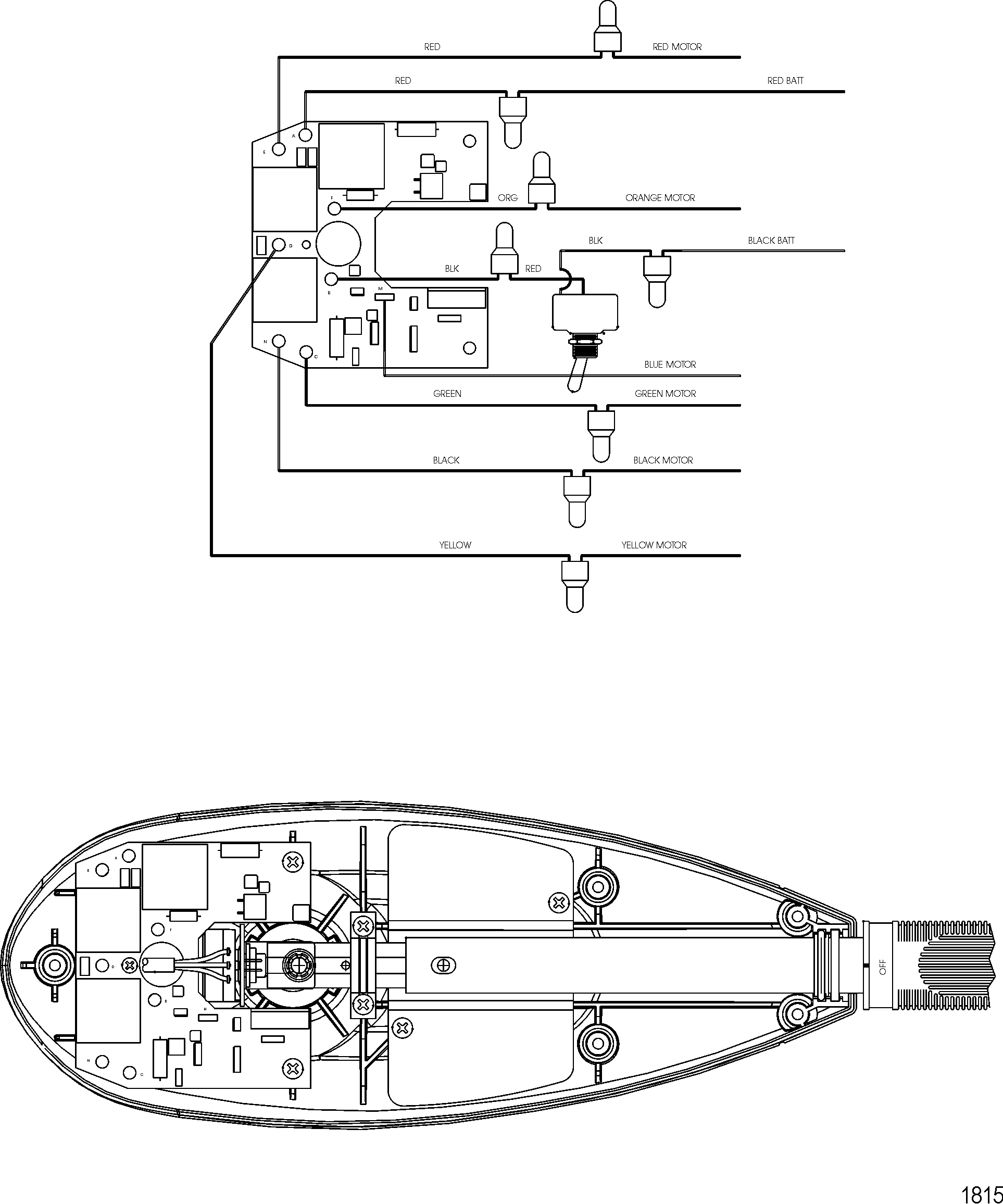 1815 ������� ��������� trolling motor motorguide fresh water series motorguide brute 767 wiring diagram at edmiracle.co