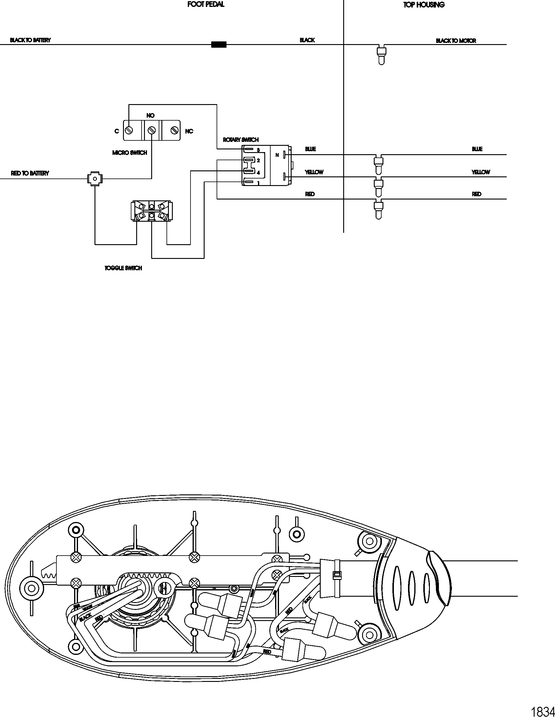 1834 ������� ��������� trolling motor motorguide pro series 9b000001 motorguide foot pedal wiring diagram at mifinder.co