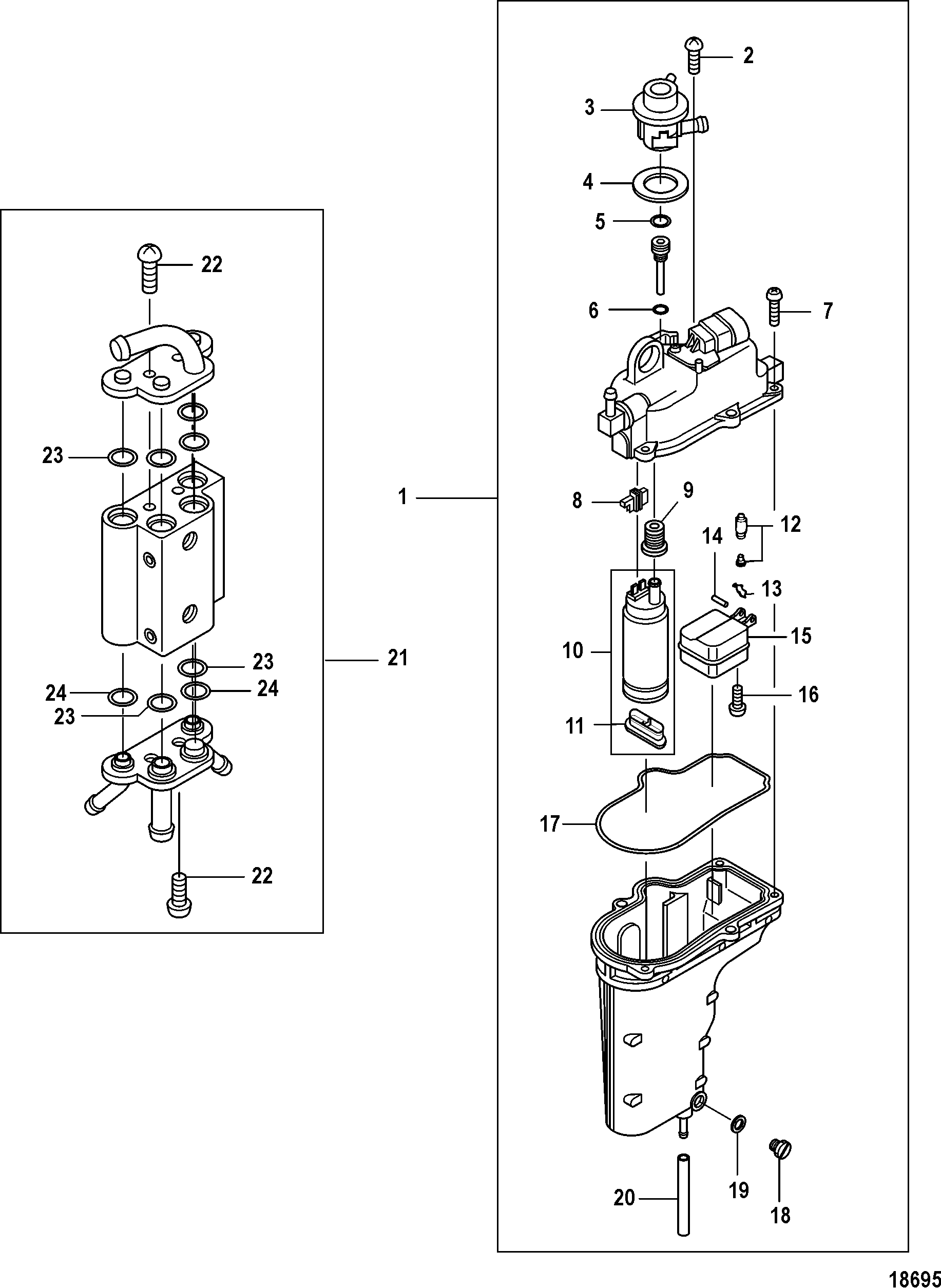 Mercury 900 Wiring Diagram Diagrams Mariner 25 Hp Harness Auto 500 Outboard Ignition Switch