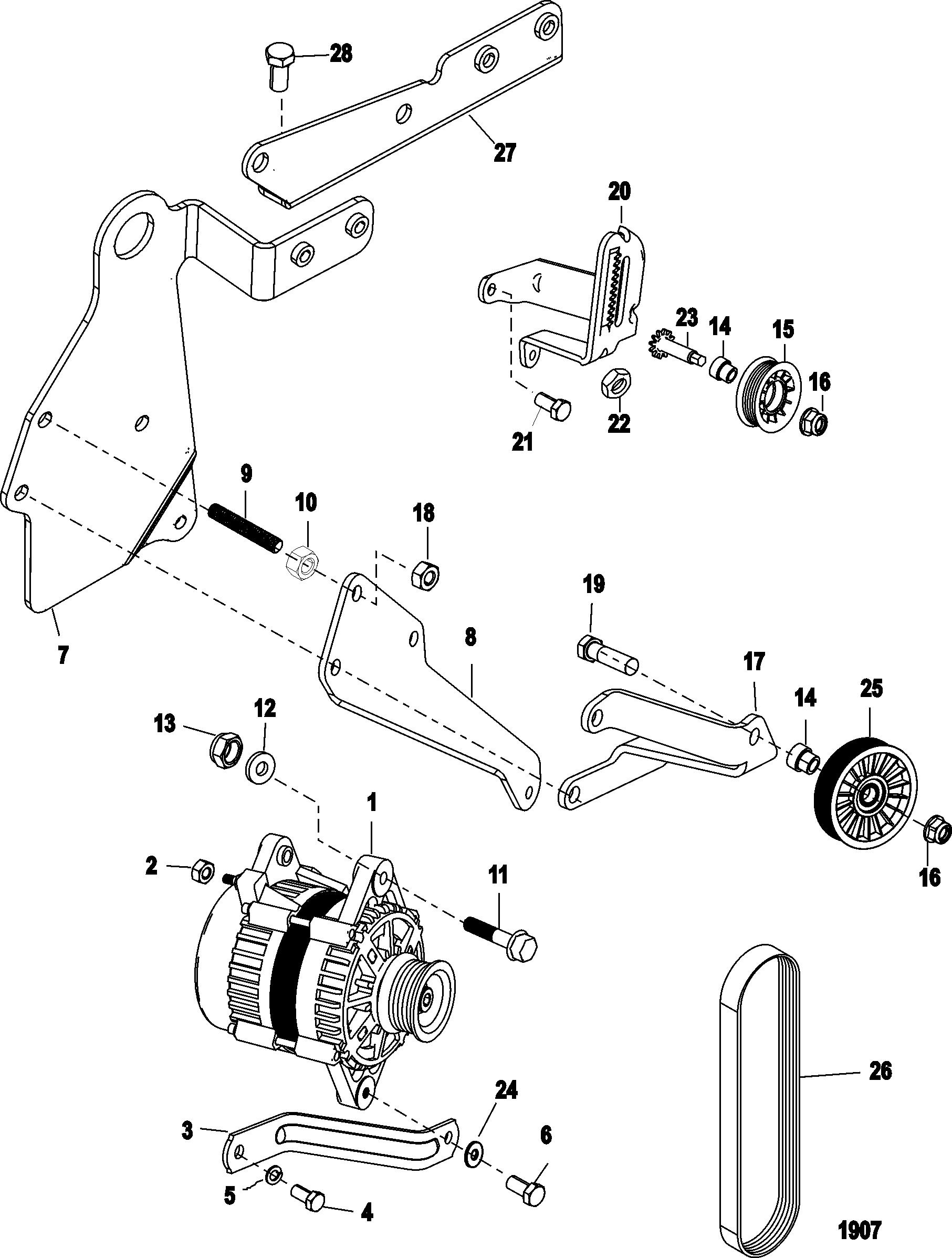 ford 302 intake and carburetor