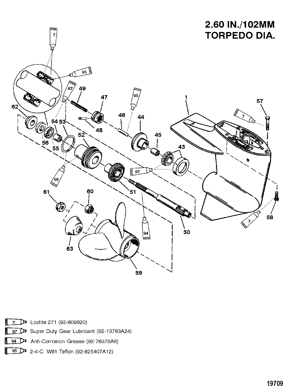 замена сальника лодочного мотора меркурий
