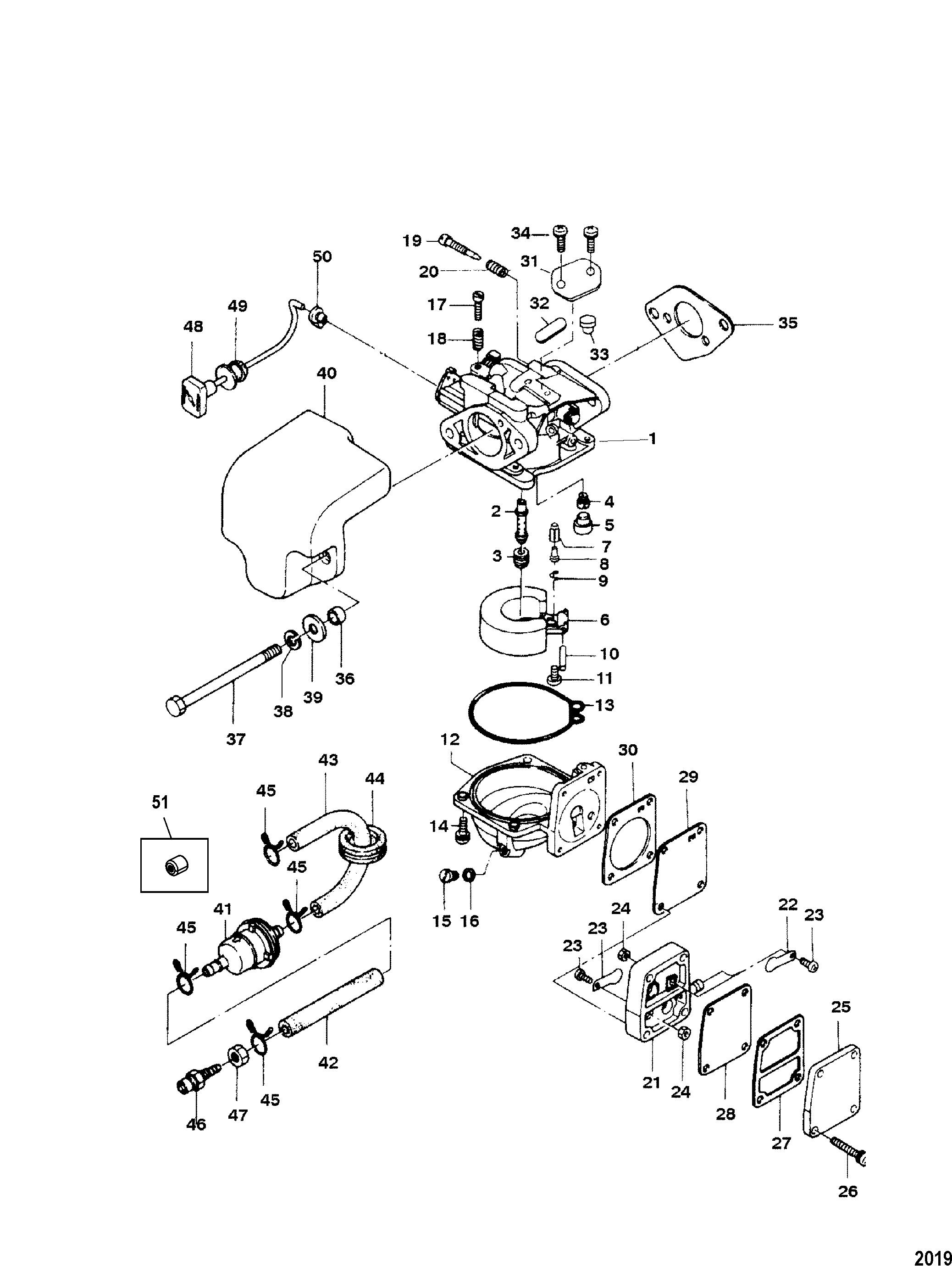 регулировка клапанов на лодочном моторе хидея