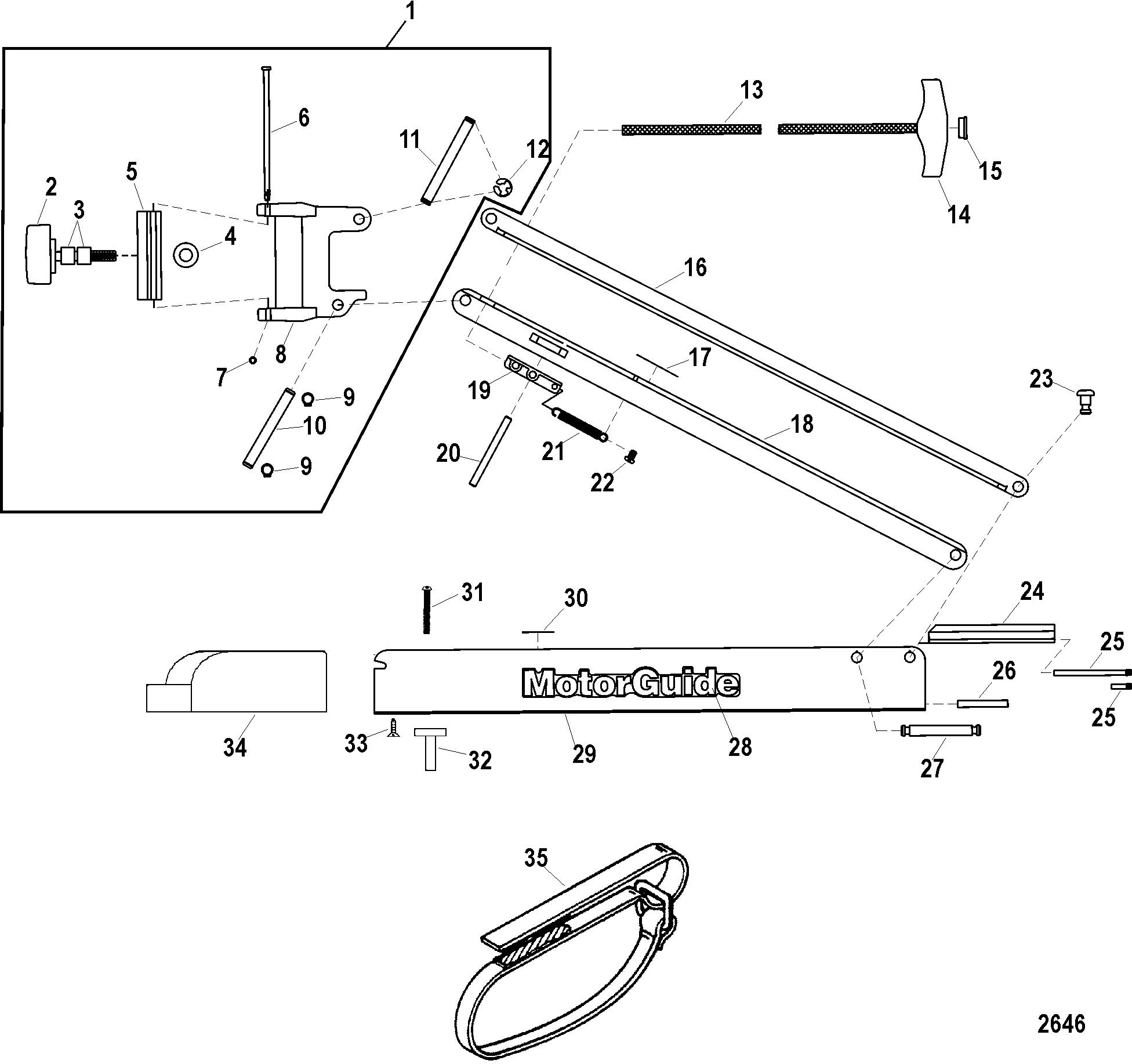 mercury power pack diagram html