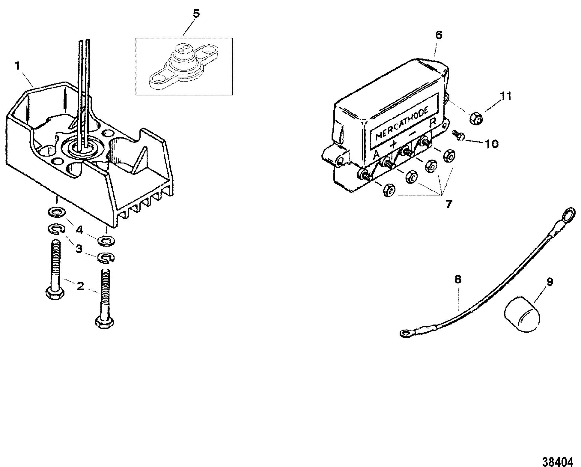 Pleasing Coil Wiring Diagram 1974 Mercruiser 888 302 Wiring Diagrams Wiring Digital Resources Funapmognl