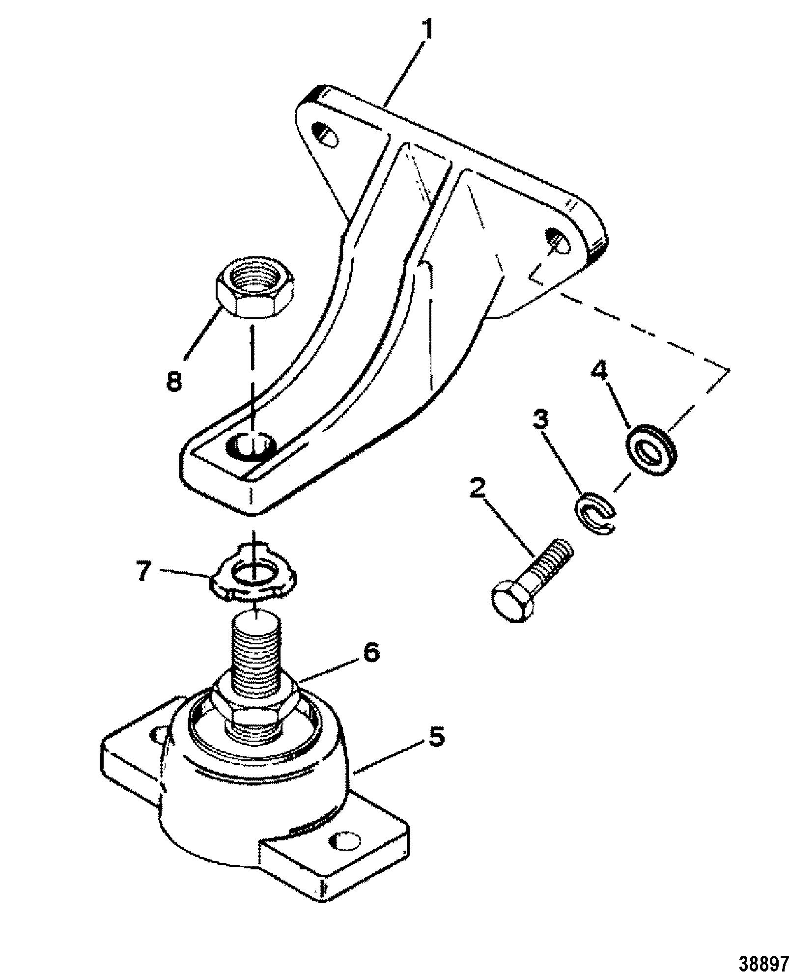 ford 2 3 carburetor intake manifold