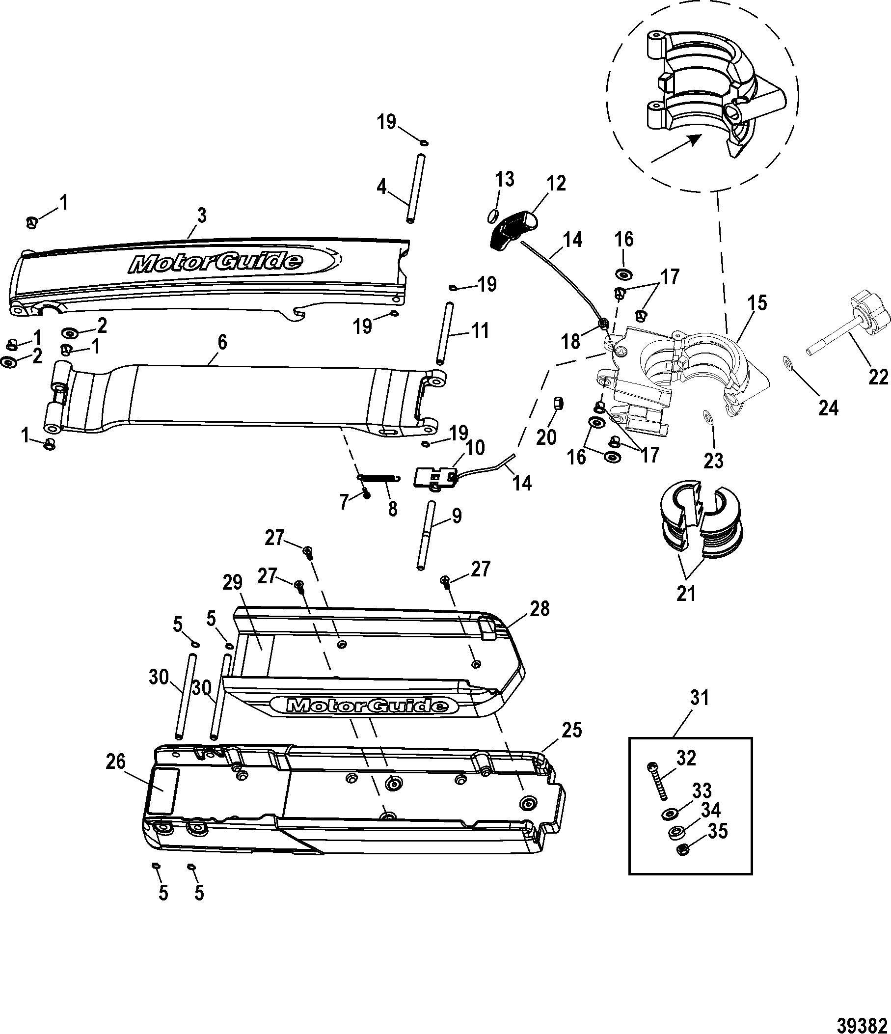 mercury thruster plus wiring diagram