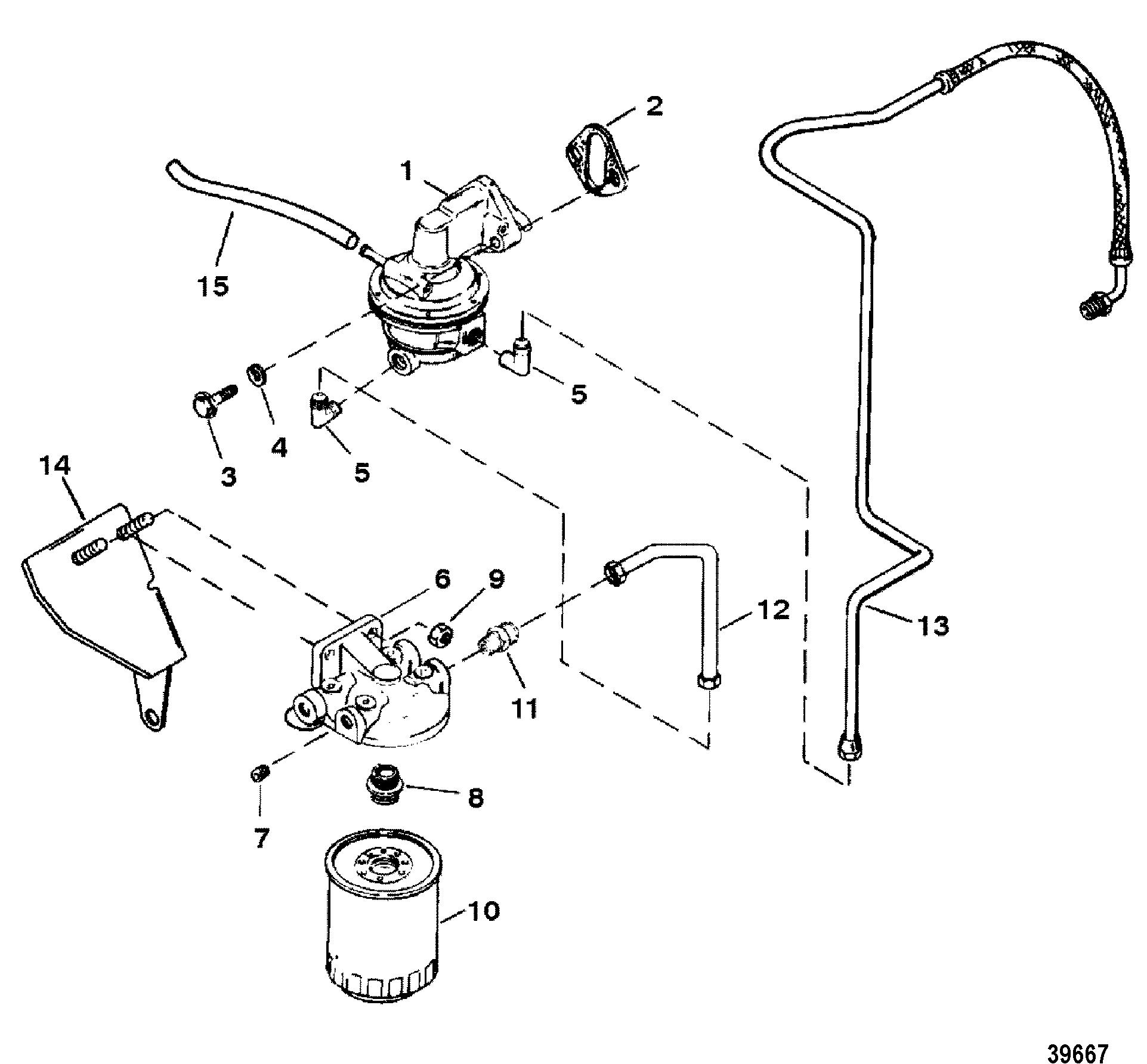 Mercruiser 502 Efi Gen V Gm