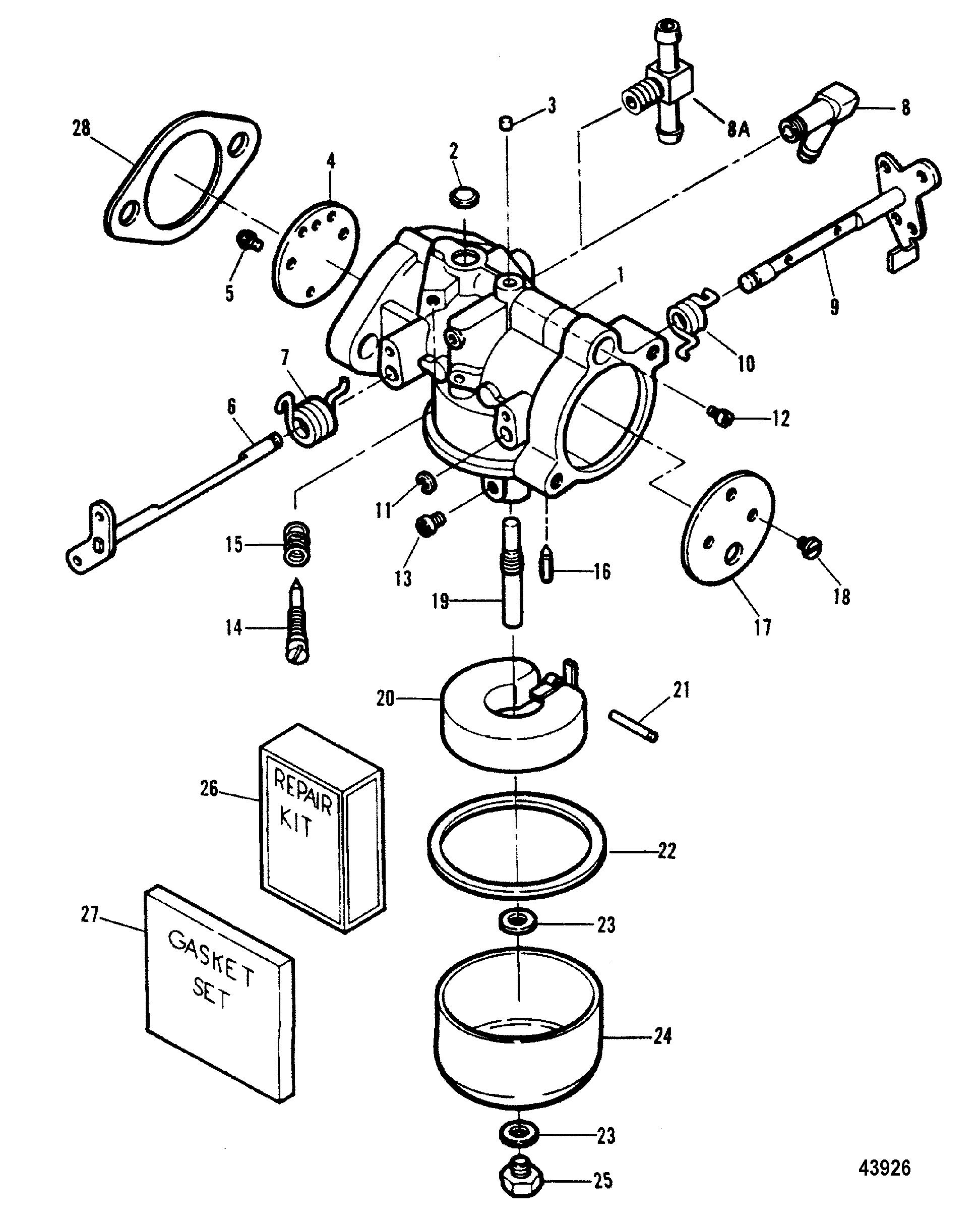 Каталог запчастей force 90 h p (1991 1992) 1991e thru 1992c