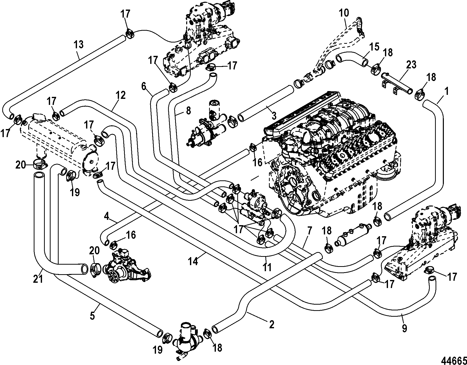 Mercruiser Wiring Diagram further Parts further 454 Mercruiser Engine Wiring Diagram besides Wiring Diagram Fisher Extreme V Plow also 7 4 Mercruiser Wiring Diagram. on mercathode system wiring diagram