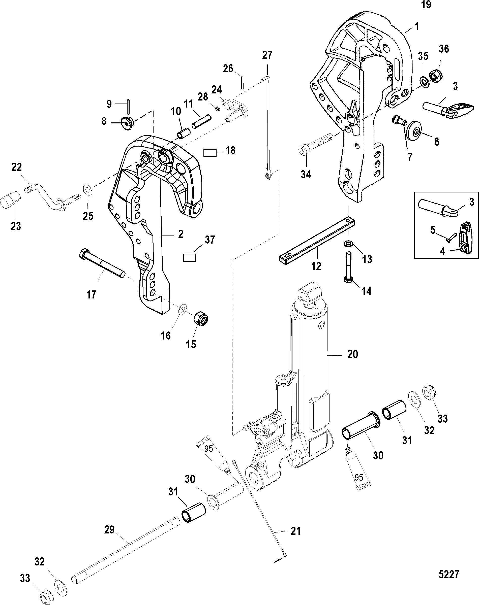 Mercury 2 40 2 Cyl 0p325500