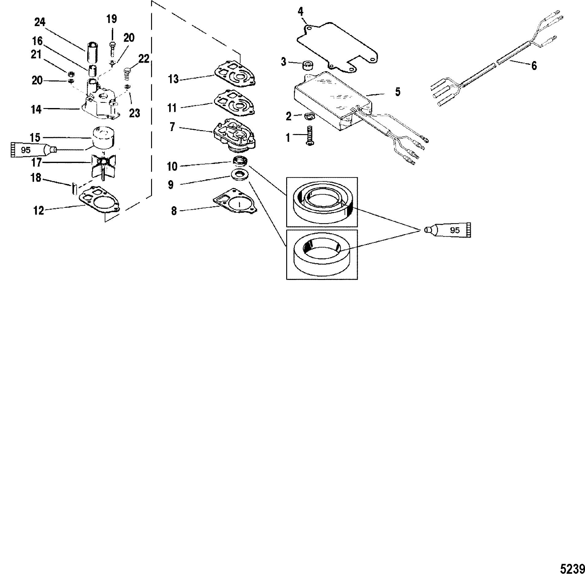 Mercury Xr 6 0g760300 Thru