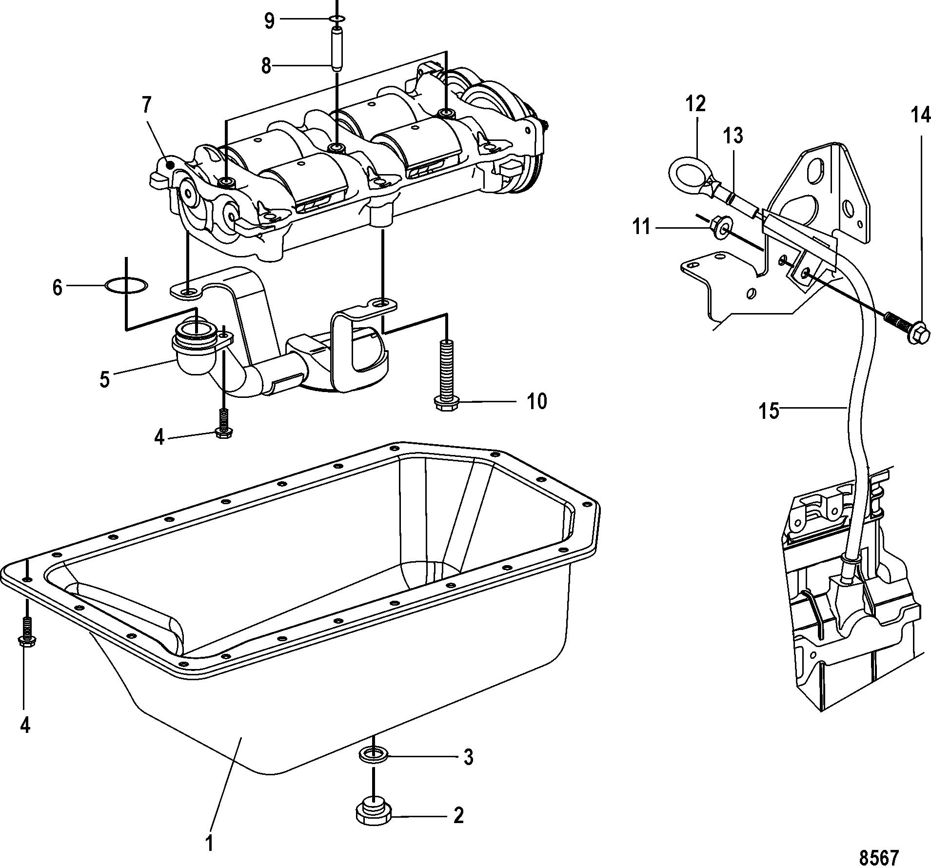 drain plug mercruiser outdrive parts diagram  diagram