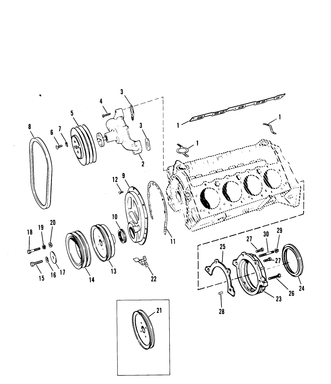7 3l Fuel Diagram furthermore Powerstroke besides 1999 Ford Ranger Front Suspension also 4 Barrel Carburetor Spacer likewise Ke Master Cylinder Diagram. on ford 200 engine rebuild