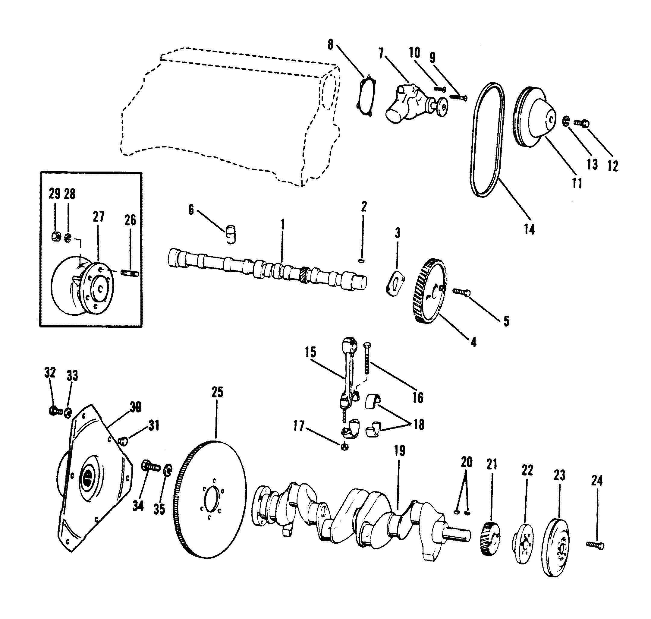 Prd2288 besides 2805 together with Tobacco Seedling Diagram together with Chevy Small Block Short Water Pump High Mount Ultra For Blower Ram Jet furthermore Alternator Wiring Diagram For 1991 22re. on 140 amp alternator gm