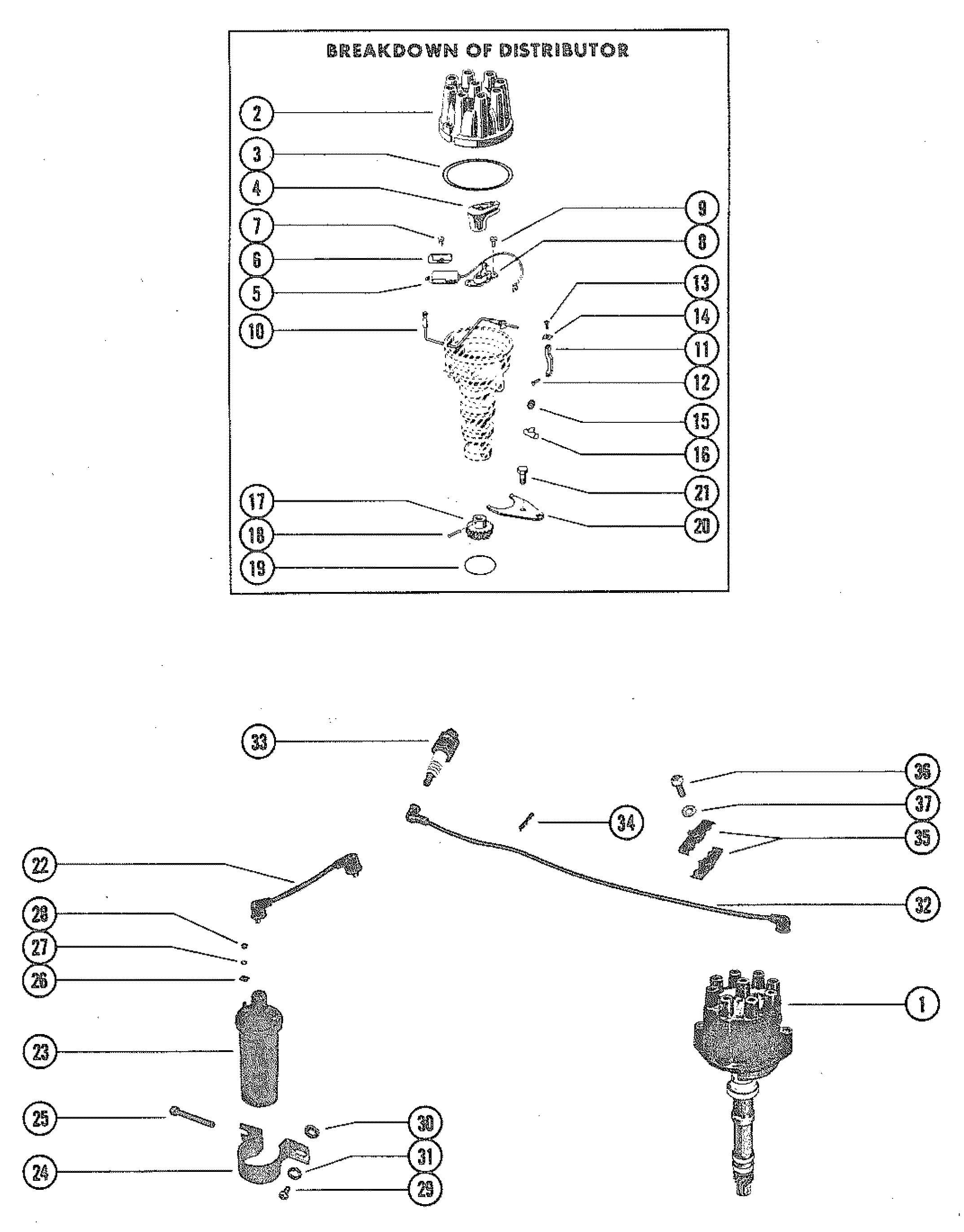 30 Mercruiser Wiring Diagram 1979 228 Will Be A Harness 330 Gm 454 V 8 1977 1981 Rh Mercury Lakor Com