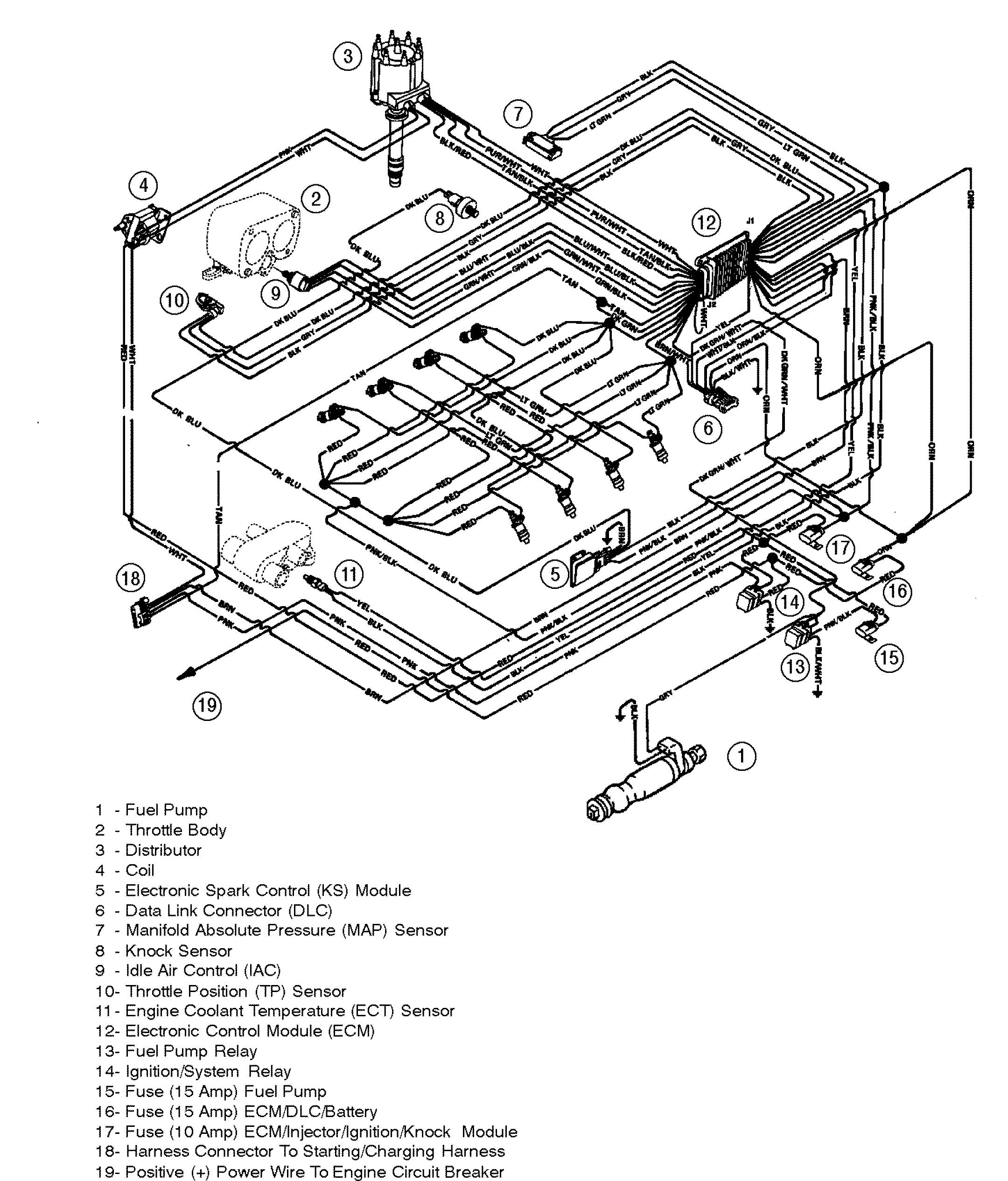 1984 140 mercruiser starter wiring get free image about wiring diagram