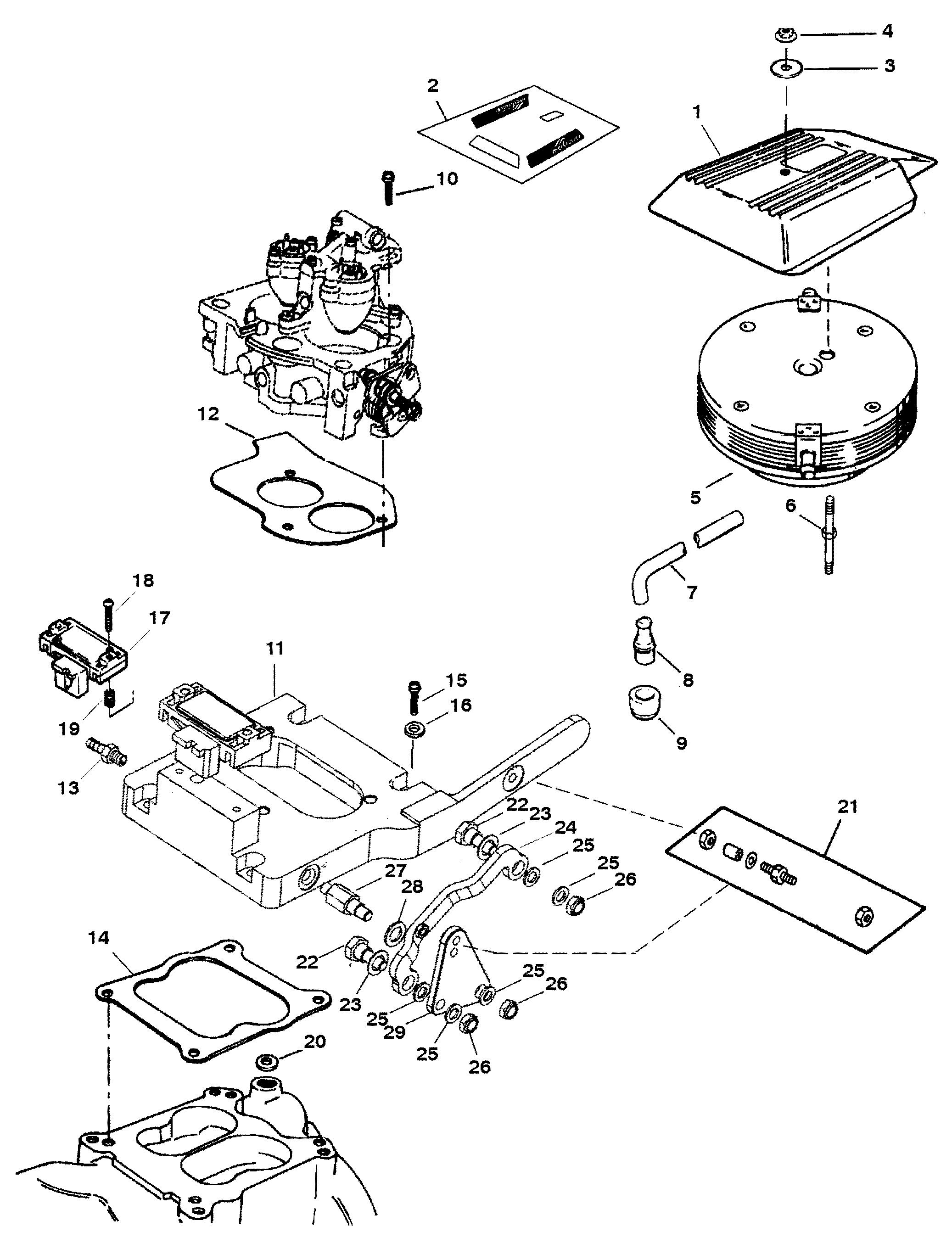 mercruiser 5 7 alternator wiring diagram efcaviation