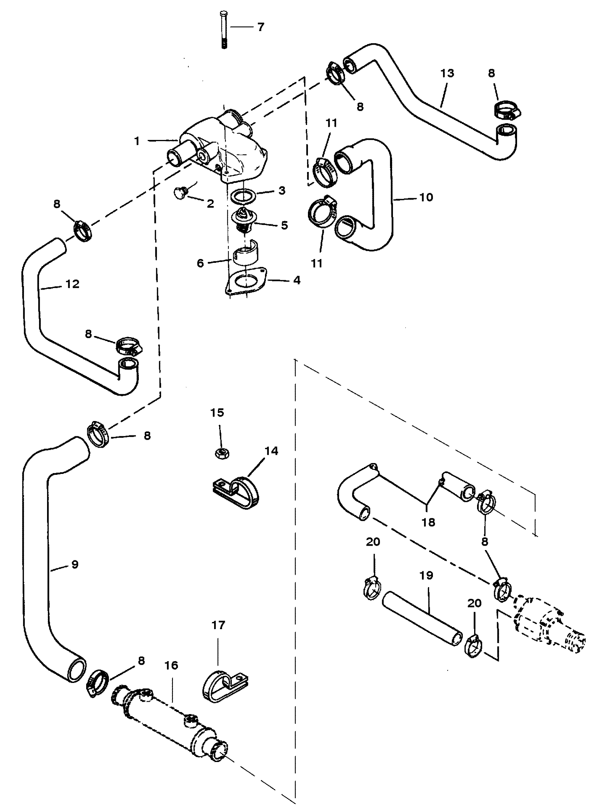 5 7l Vortec Chevy Engine Schematics Com
