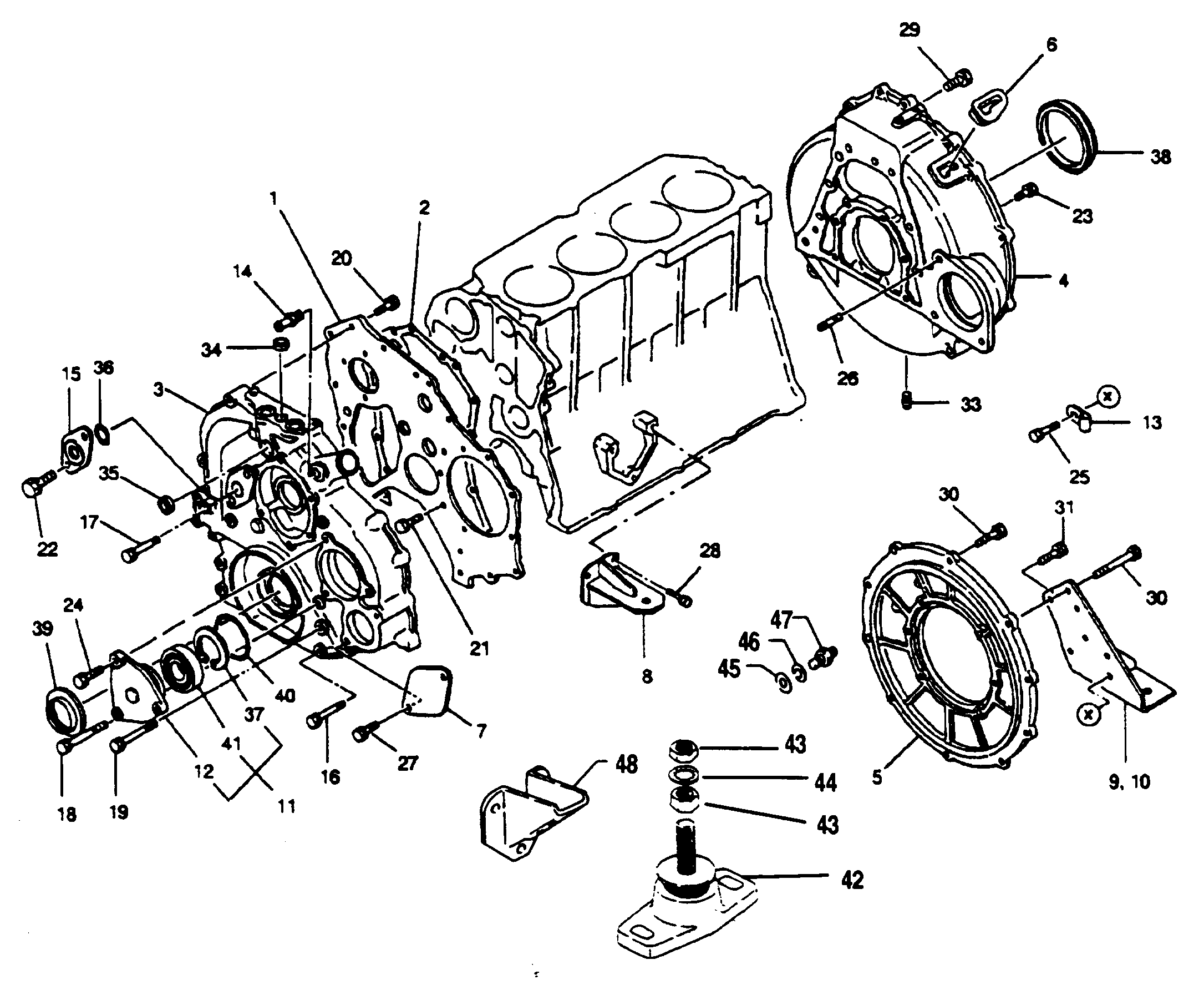 setting timing on mercruiser 3 0lx