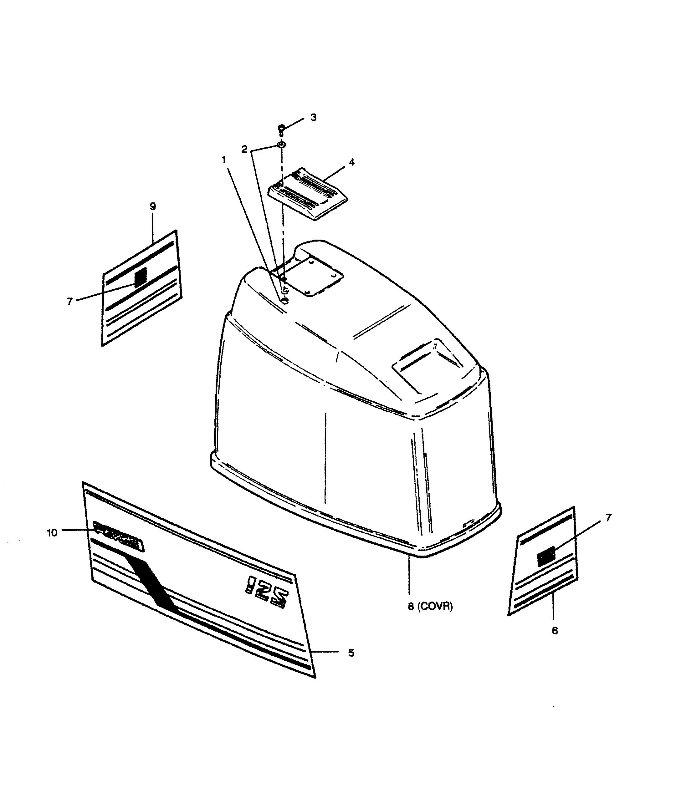 3179 on 1987 Bayliner Accessories