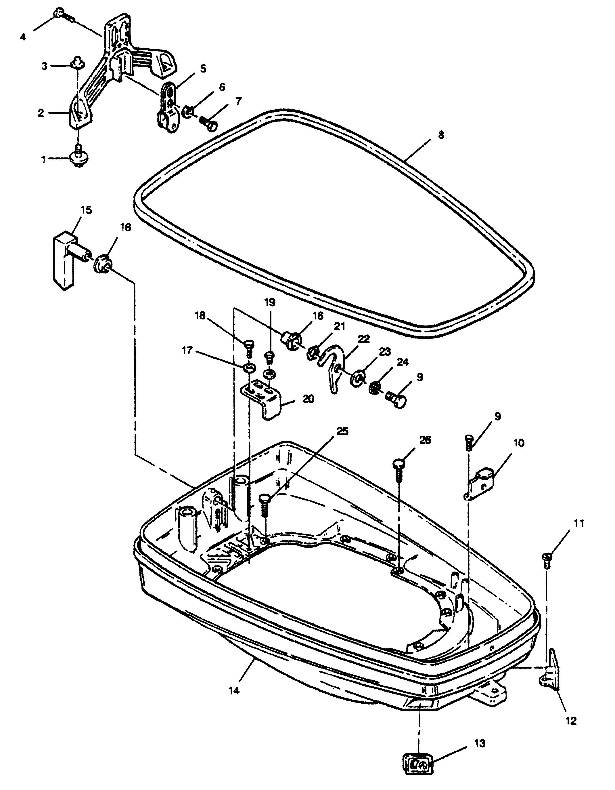 3176 on 1988 Bayliner Parts Catalog