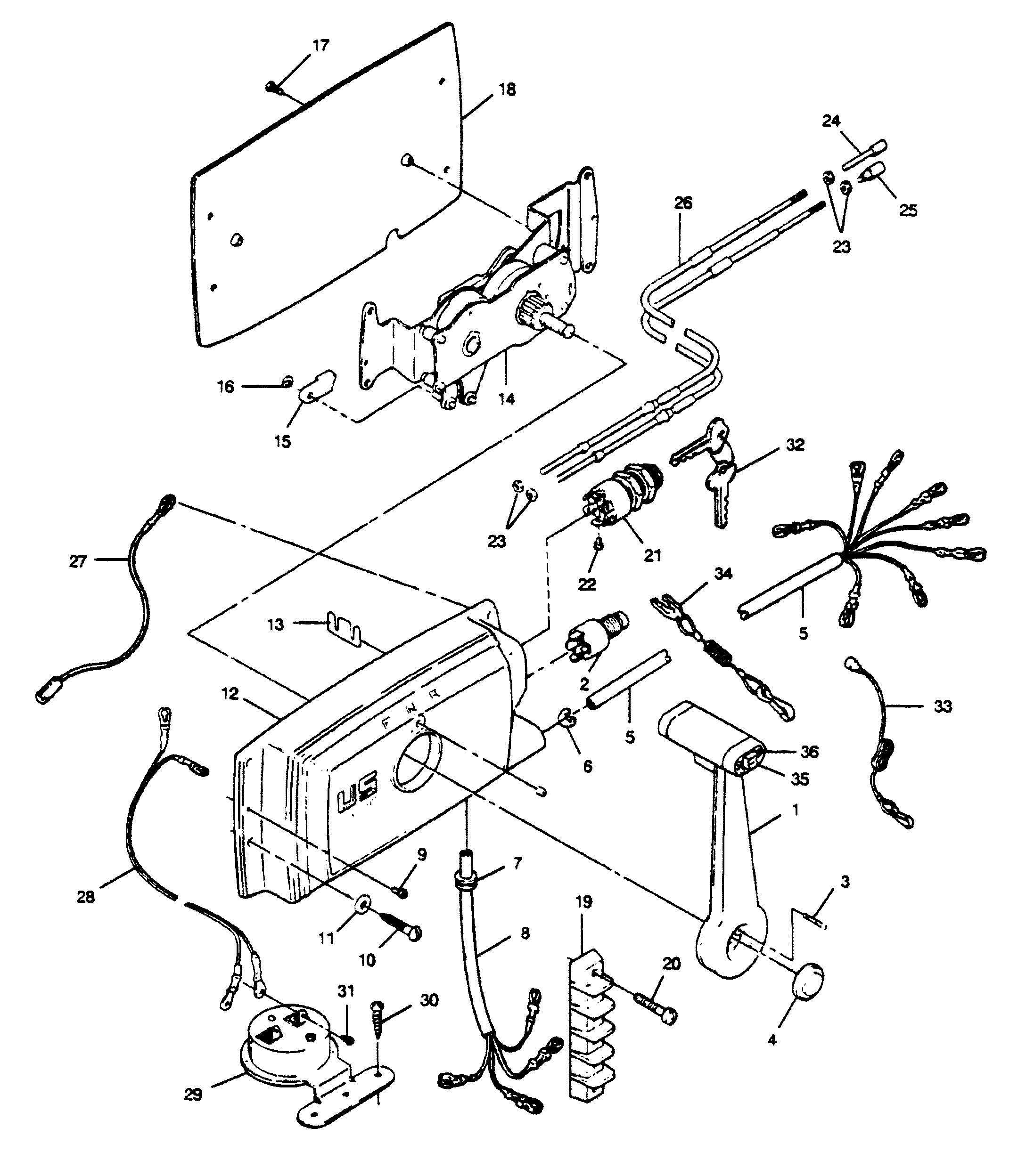 3206 on 1988 Bayliner Parts Catalog