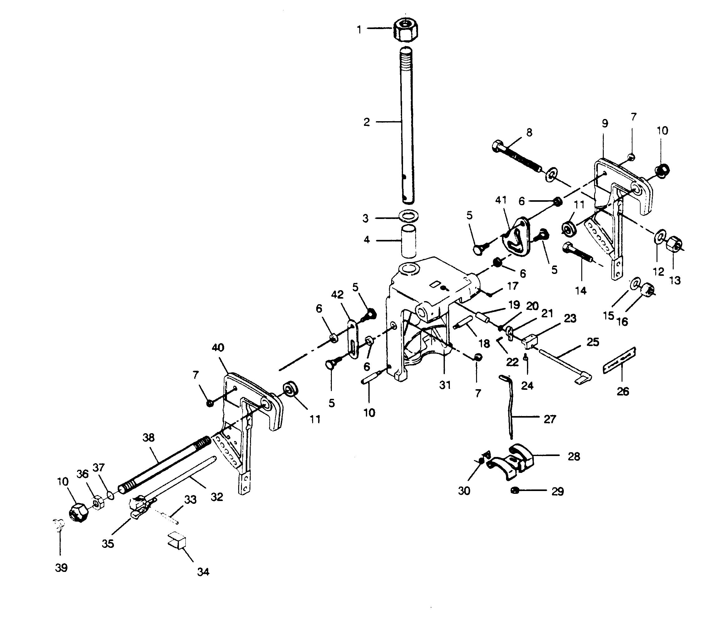 801 on 1987 Bayliner Accessories