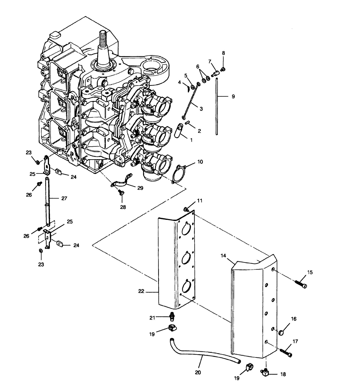 1821 on 1988 Bayliner Models