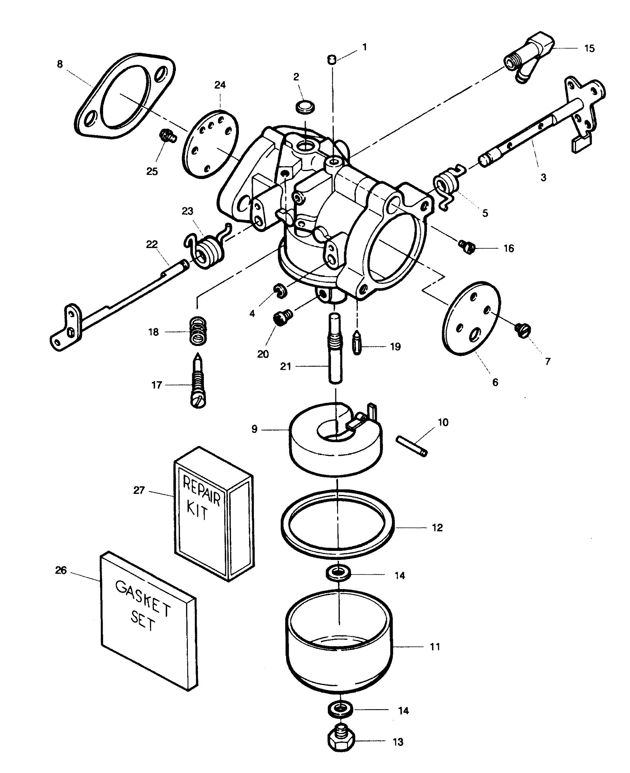 1821 on 1987 Bayliner Accessories