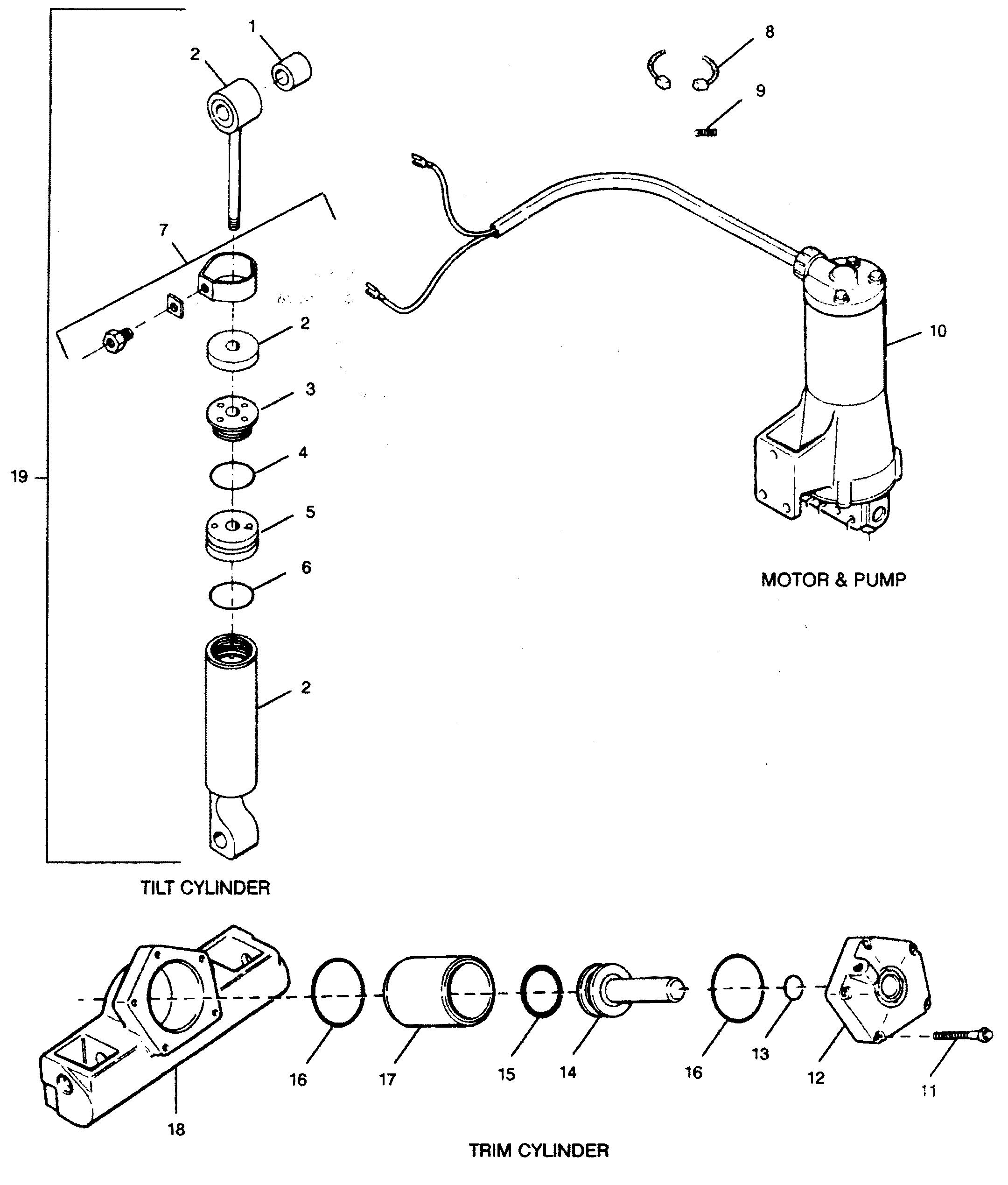 1815 on 1987 Bayliner Accessories