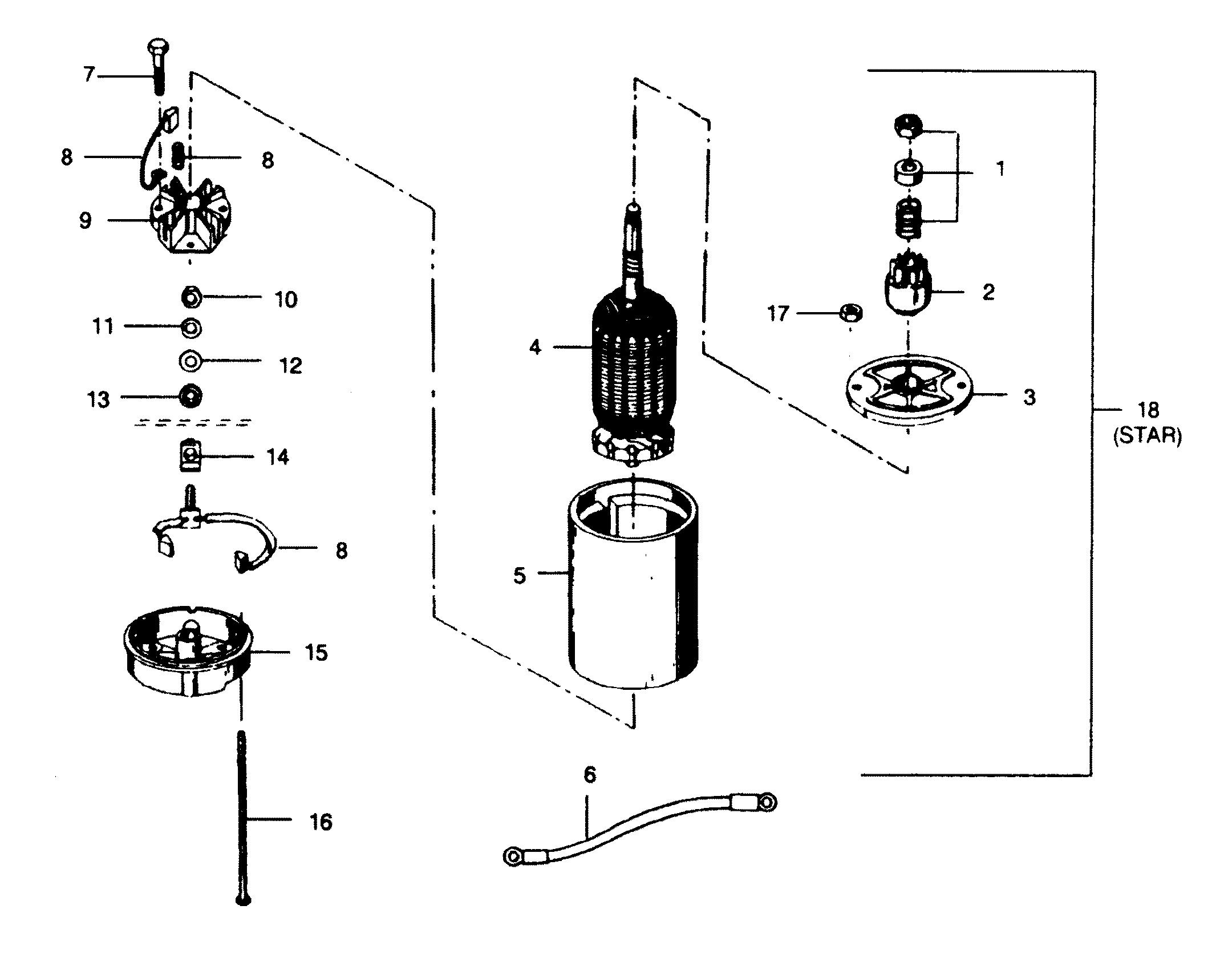 2651 on 1988 Bayliner Parts Catalog