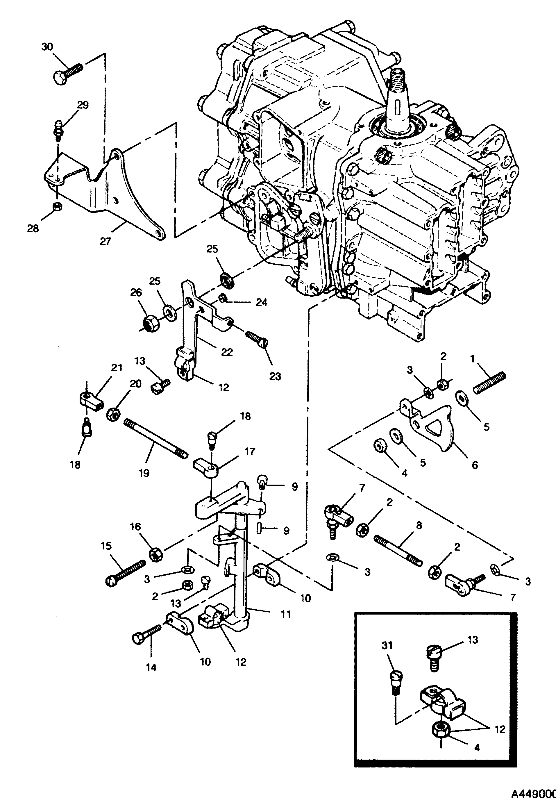 805 moreover 3972 likewise 5246 as well 3179 as well 1988 Omc Cobra Engine Diagram. on 1987 bayliner accessories