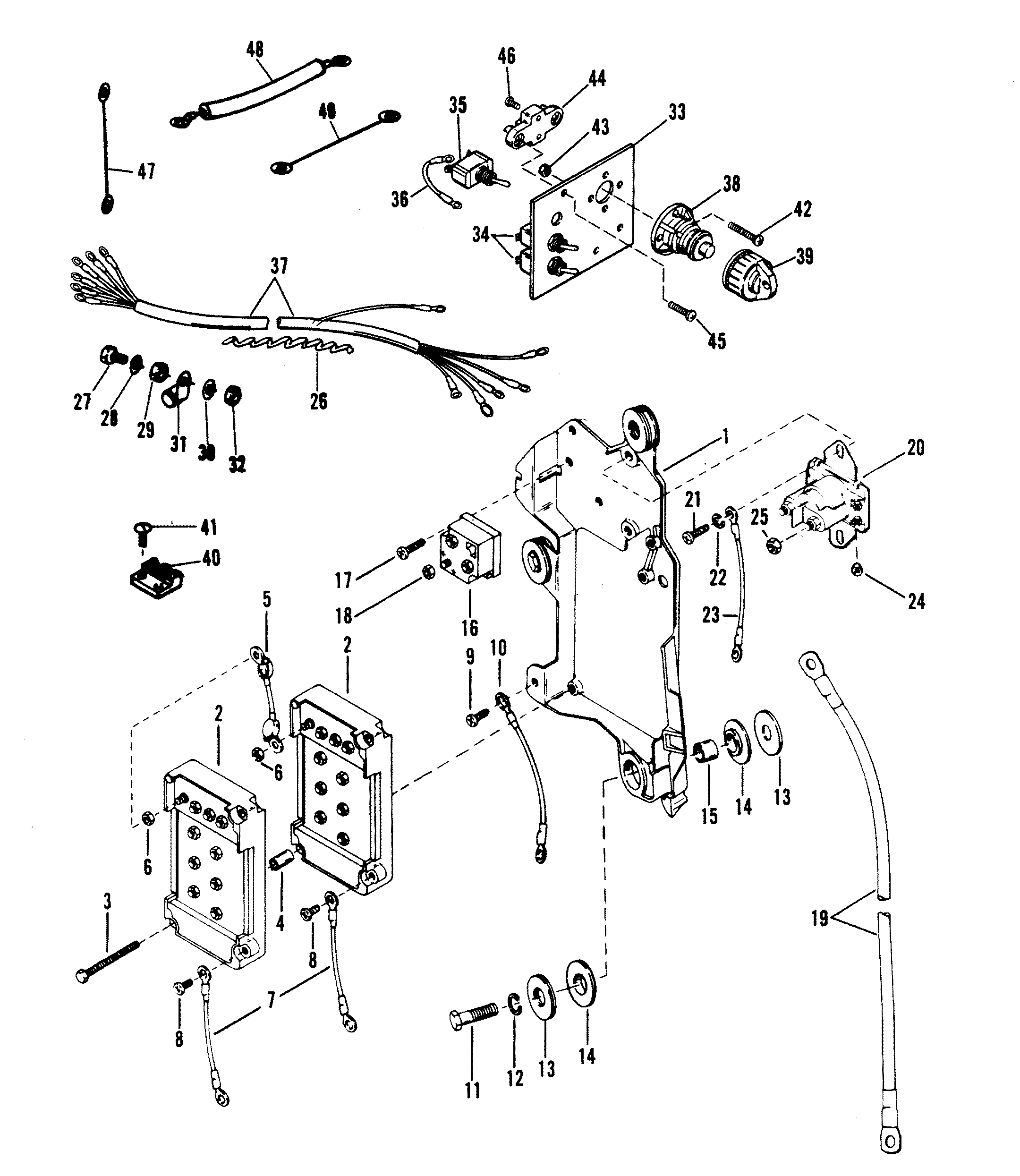 mercury 225 efi wiring harness  mercury  auto wiring diagram