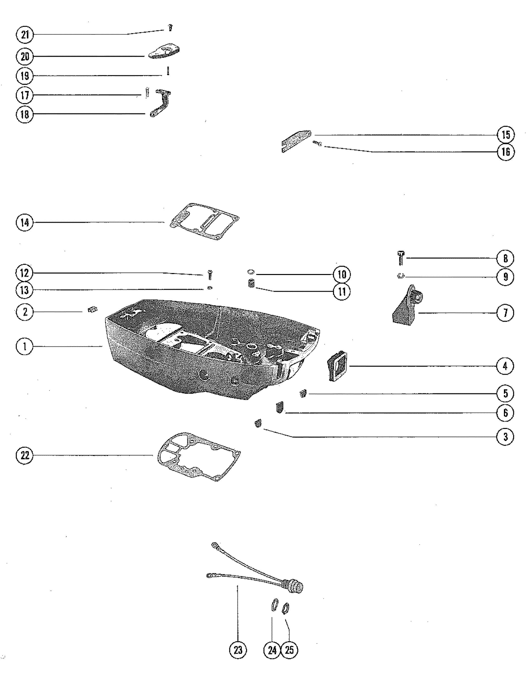 diagram of 110 mercury outboard 3795658 thru 4839253