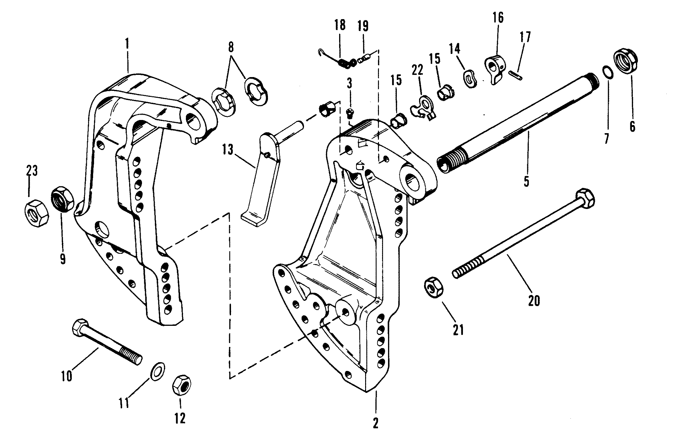 Mercury V 200 Efi 0c100861