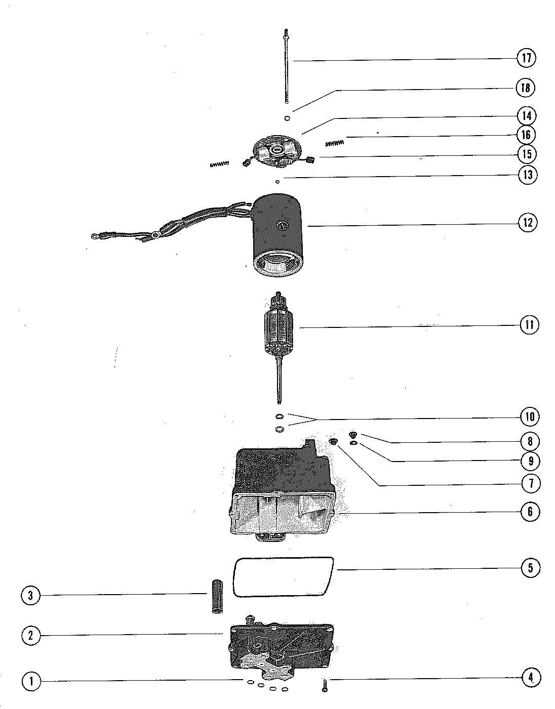 Mercury 115 Hydraulic Trim Wiring Illustration Of Wiring