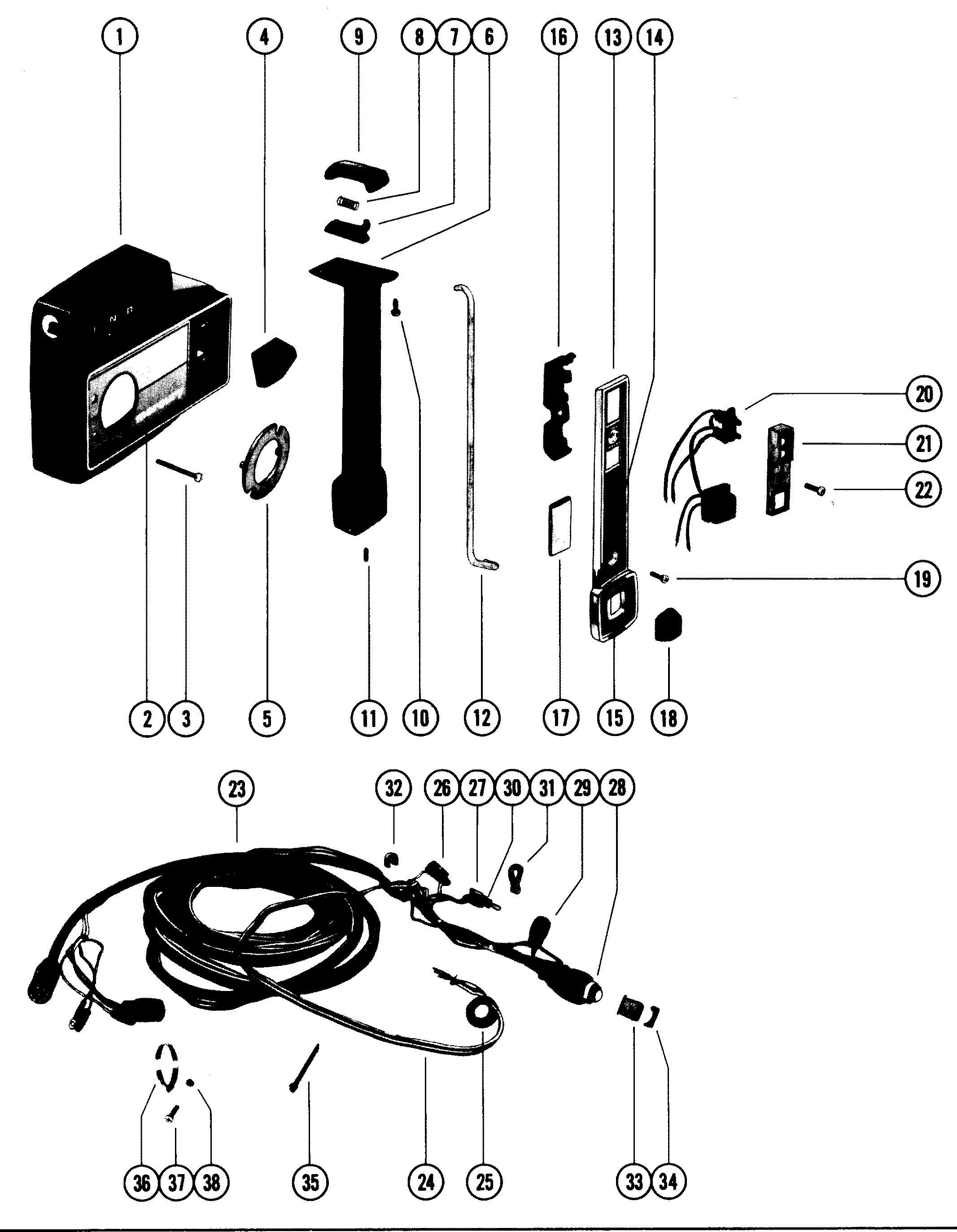 Quicksilver Throttle Control Diagram Choice Image - Diagram And ...